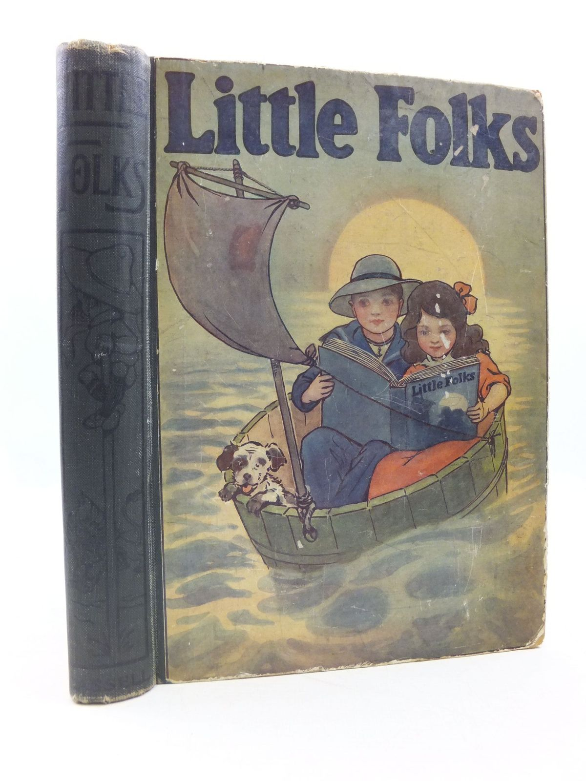 Photo of LITTLE FOLKS written by Talbot, Ethel Chandler, C. et al,  illustrated by Anderson, Florence Mary Attwell, Mabel Lucie Rountree, Harry et al.,  published by Cassell & Co. Ltd. (STOCK CODE: 1708198)  for sale by Stella & Rose's Books