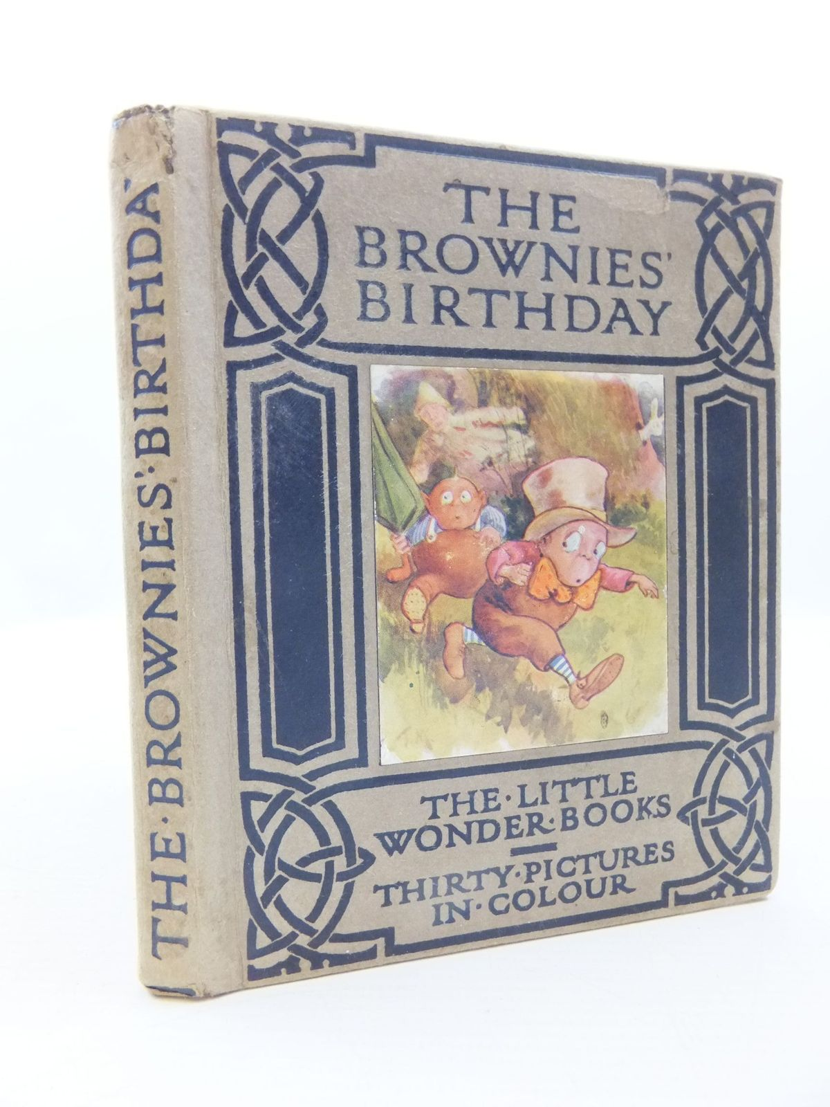 Photo of THE BROWNIES' BIRTHDAY written by Golding, Harry illustrated by Maybank, Thomas published by Ward, Lock & Co. Ltd. (STOCK CODE: 1708207)  for sale by Stella & Rose's Books