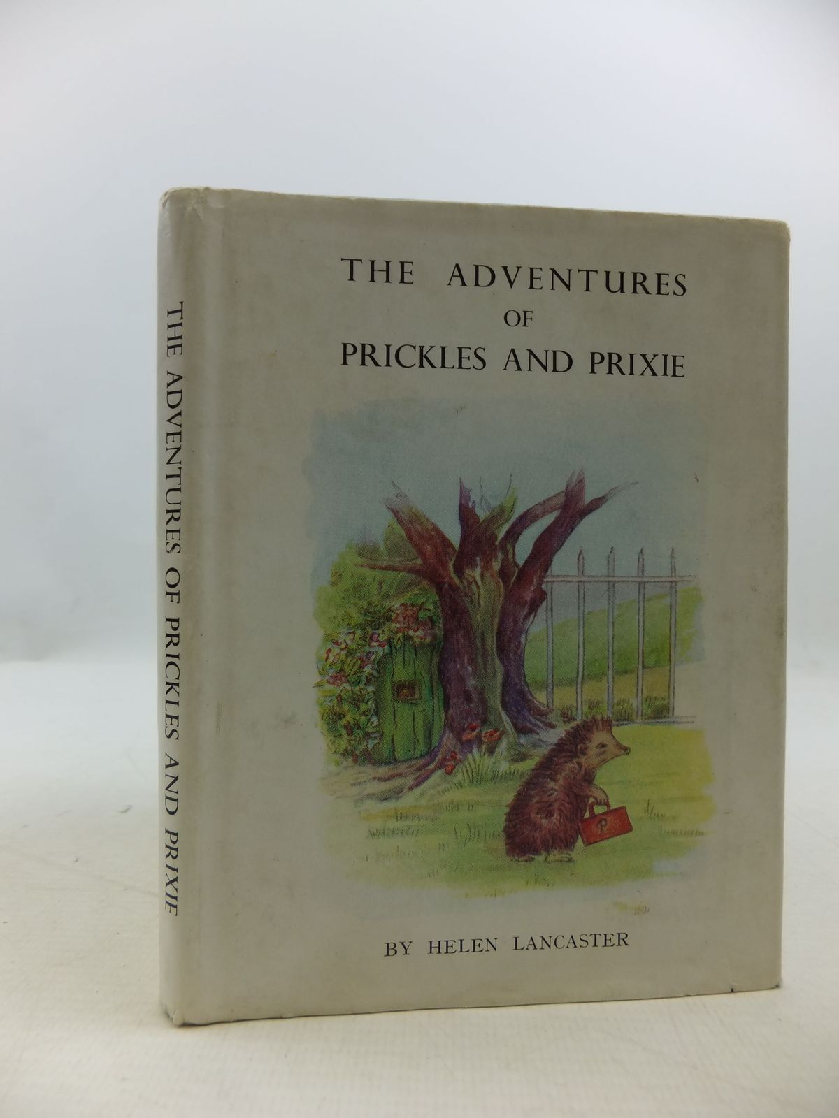 Photo of THE ADVENTURES OF PRICKLES AND PRIXIE written by Lancaster, Helen illustrated by Lancaster, Helen published by Wilding & Son Ltd. (STOCK CODE: 1708322)  for sale by Stella & Rose's Books