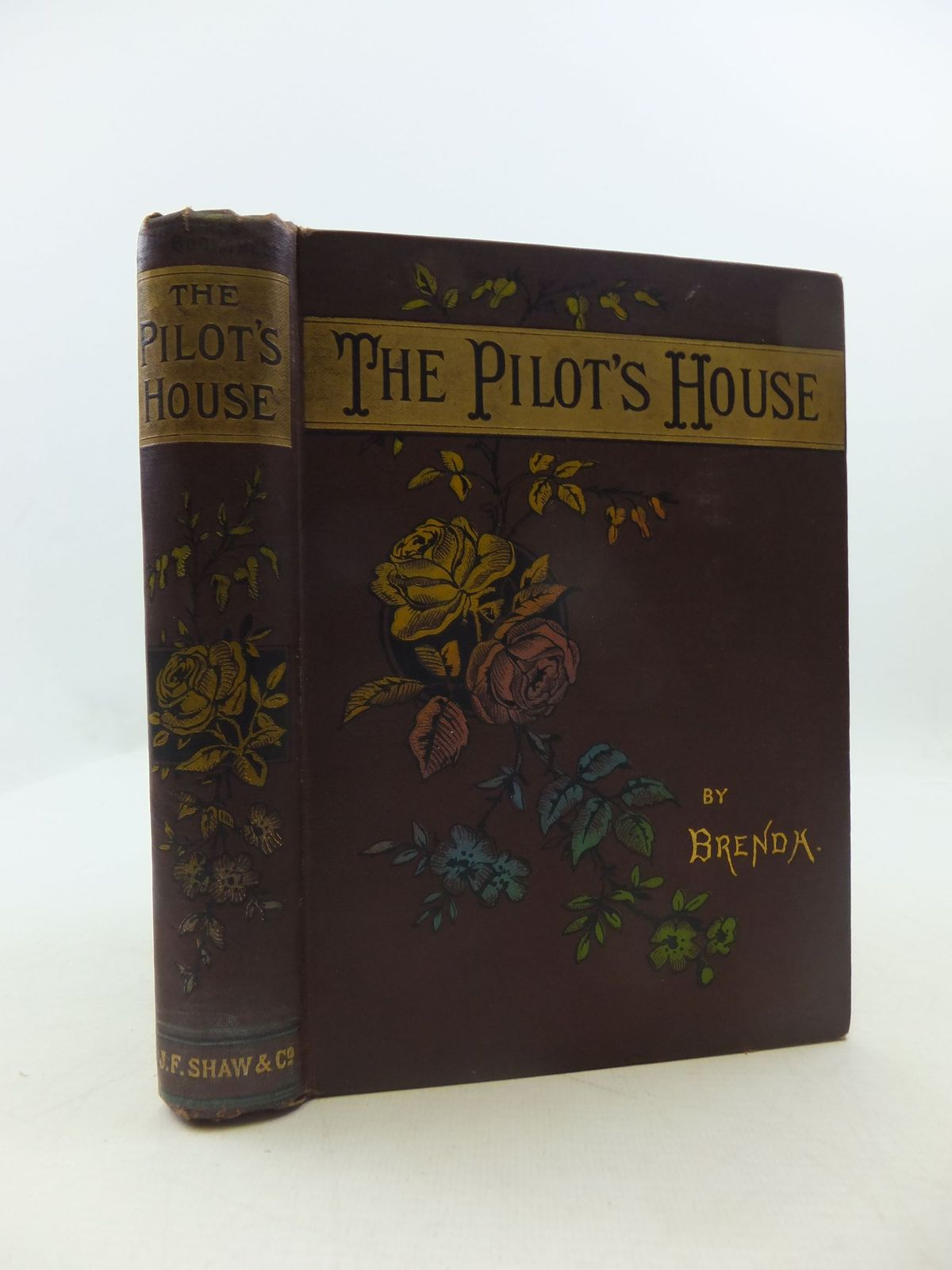 Photo of THE PILOT'S HOUSE; OR, THE FIVE LITTLE PARTRIDGES- Stock Number: 1708664