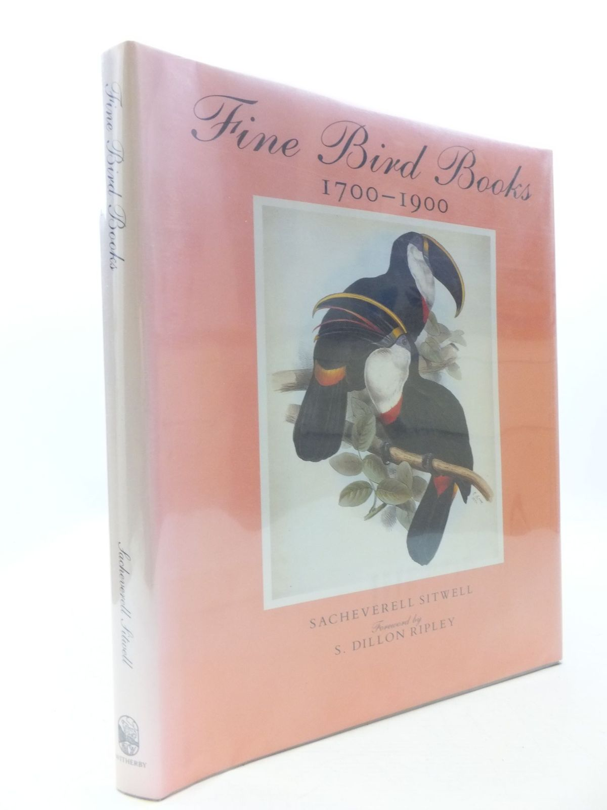 Photo of FINE BIRD BOOKS 1700-1900 written by Sitwell, Sacheverell Buchanan, Handasyde Fisher, James published by H.F. & G. Witherby Ltd. (STOCK CODE: 1708677)  for sale by Stella & Rose's Books