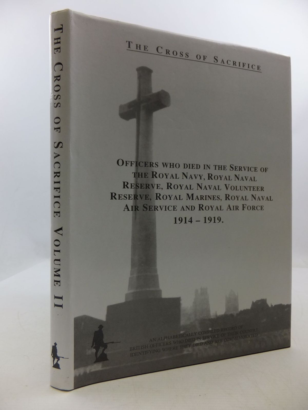 Photo of THE CROSS OF SACRIFICE VOLUME II written by Jarvis, S.D. Jarvis, D.B. published by Roberts (STOCK CODE: 1708690)  for sale by Stella & Rose's Books