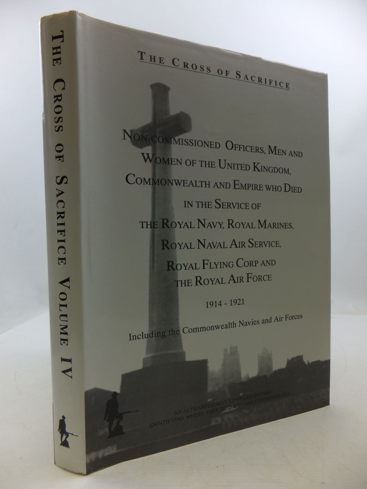 Photo of THE CROSS OF SACRIFICE VOLUME IV- Stock Number: 1708691