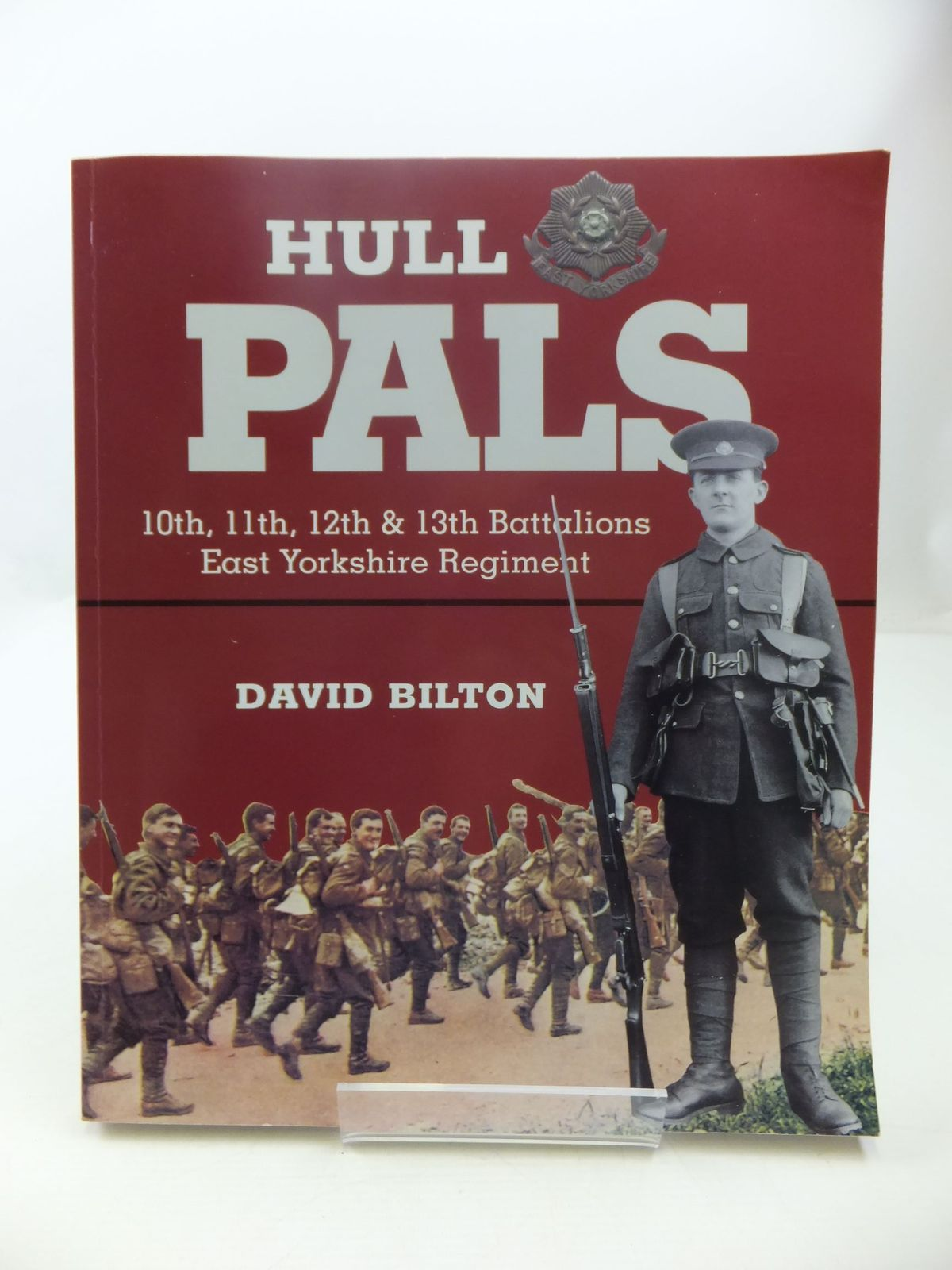 Photo of HULL PALS written by Bilton, David published by Pen & Sword Books (STOCK CODE: 1708747)  for sale by Stella & Rose's Books