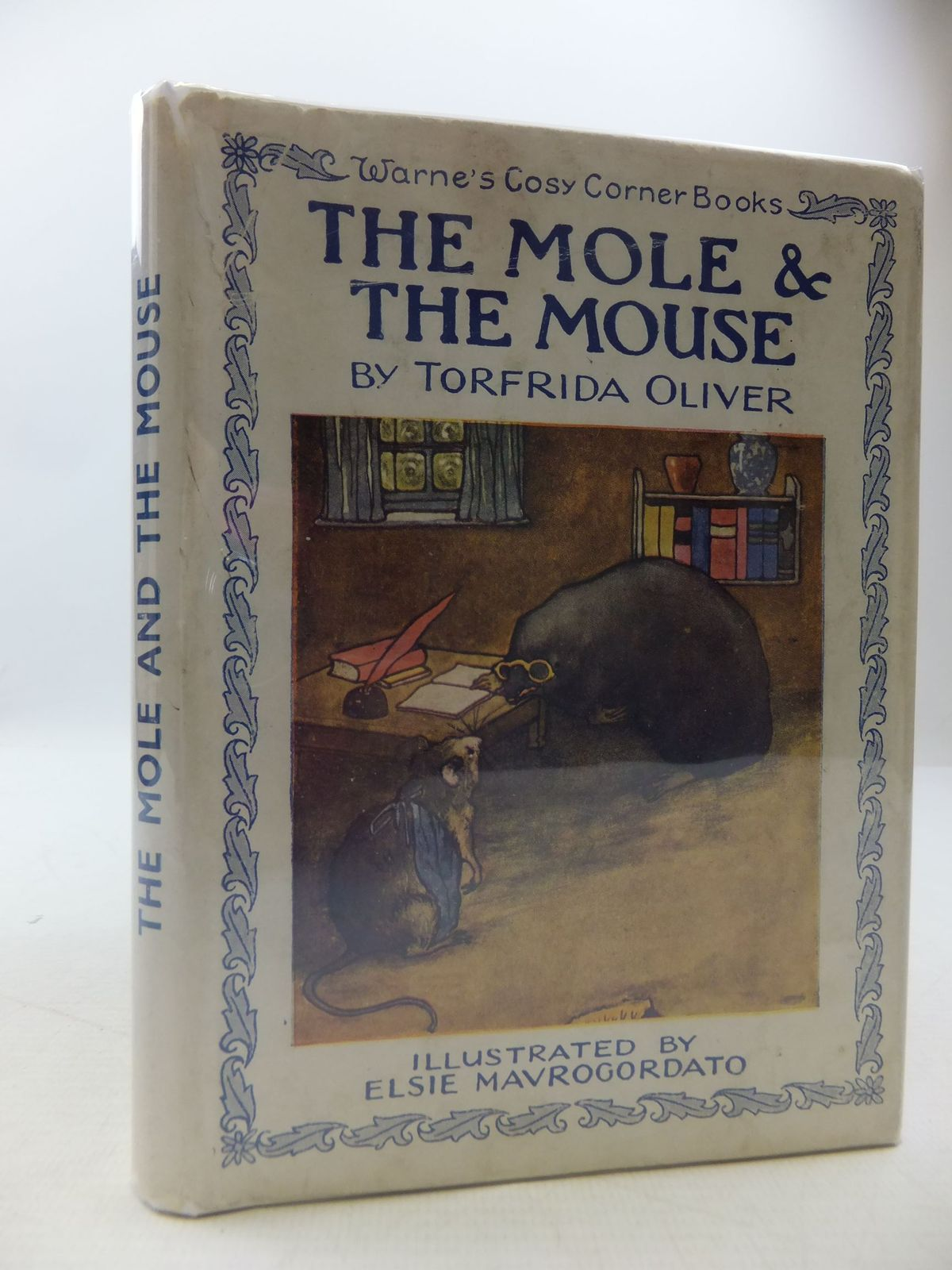 Photo of THE MOLE & THE MOUSE written by Oliver, Torfrida illustrated by Mavrogordato, Elsie published by Frederick Warne & Co Ltd. (STOCK CODE: 1709233)  for sale by Stella & Rose's Books