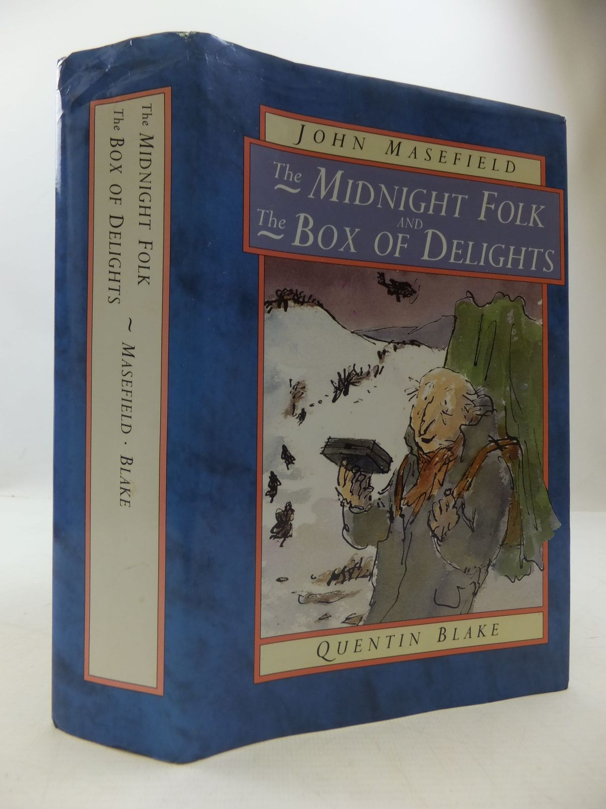 Photo of THE MIDNIGHT FOLK and THE BOX OF DELIGHTS- Stock Number: 1709235
