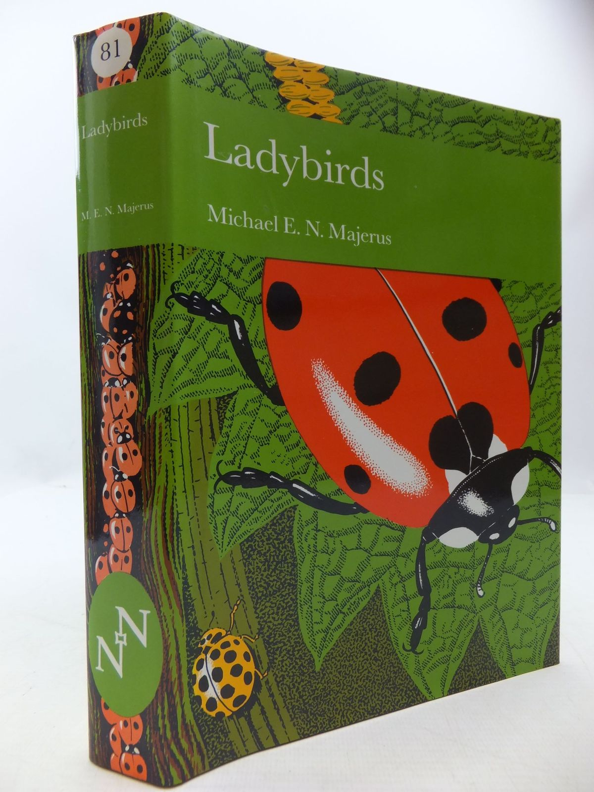 Photo of LADYBIRDS (NN 81) written by Majerus, Michael E.N. published by Harper Collins (STOCK CODE: 1709260)  for sale by Stella & Rose's Books