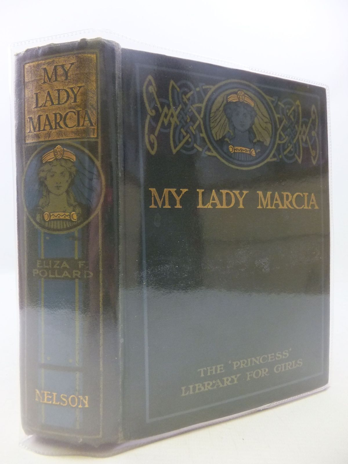 Photo of MY LADY MARCIA A STORY OF THE FRENCH REVOLUTION written by Pollard, Eliza F. published by Thomas Nelson & Sons (STOCK CODE: 1709271)  for sale by Stella & Rose's Books