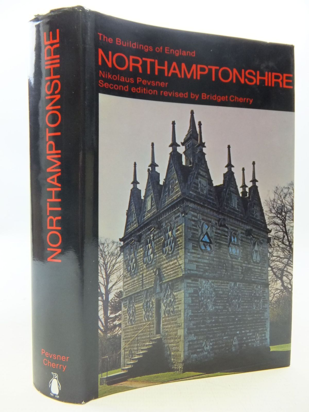 Photo of NORTHAMPTONSHIRE (BUILDINGS OF ENGLAND)- Stock Number: 1709284
