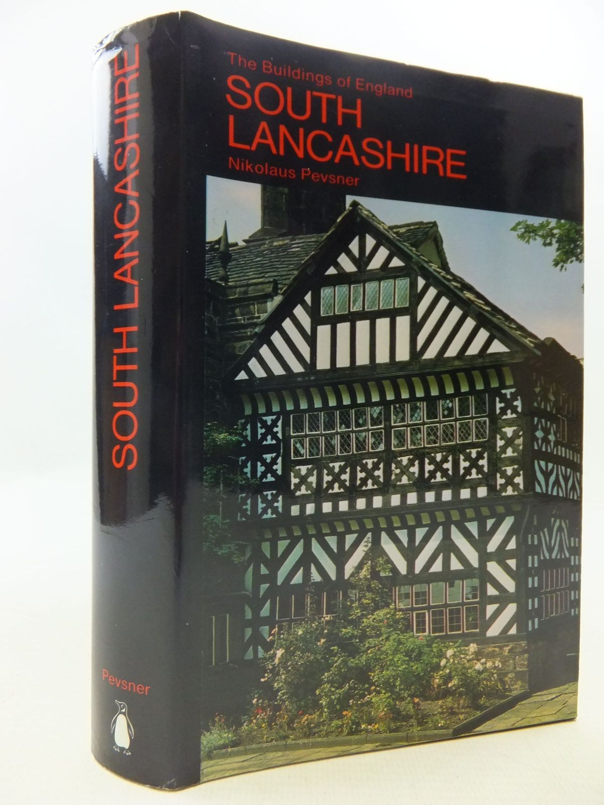Photo of SOUTH LANCASHIRE (BUILDINGS OF ENGLAND)- Stock Number: 1709288