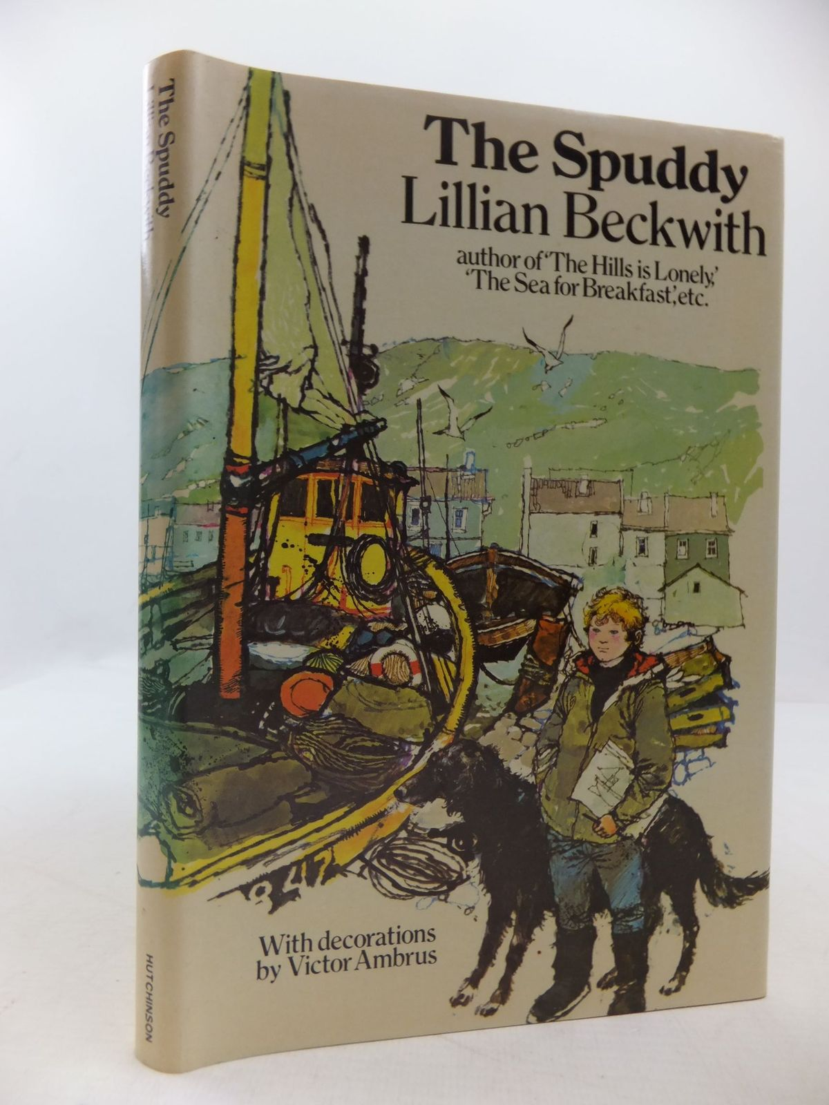 Photo of THE SPUDDY- Stock Number: 1709656