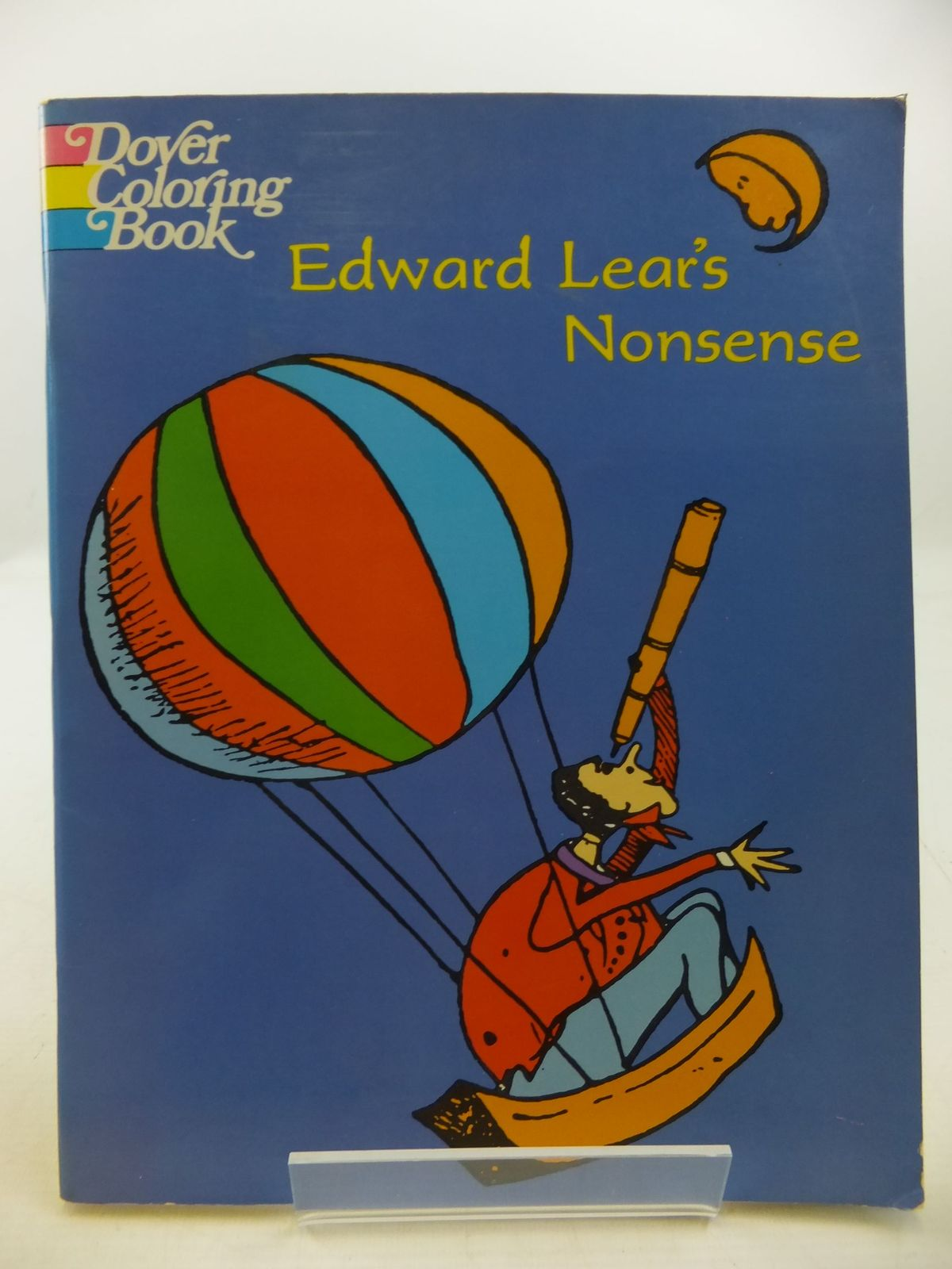 Photo of EDWARD LEAR'S NONSENSE written by Lear, Edward published by Dover Publications (STOCK CODE: 1709889)  for sale by Stella & Rose's Books