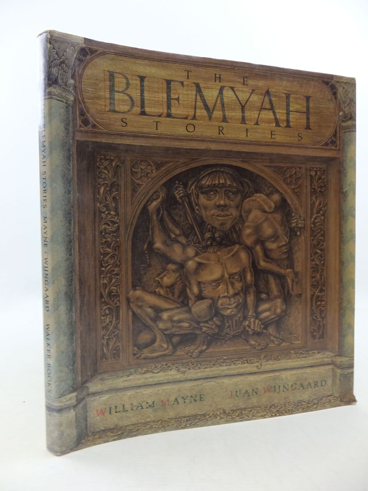 Photo of THE BLEMYAH STORIES written by Mayne, William illustrated by Wijngaard, Juan published by Walker Books (STOCK CODE: 1709892)  for sale by Stella & Rose's Books