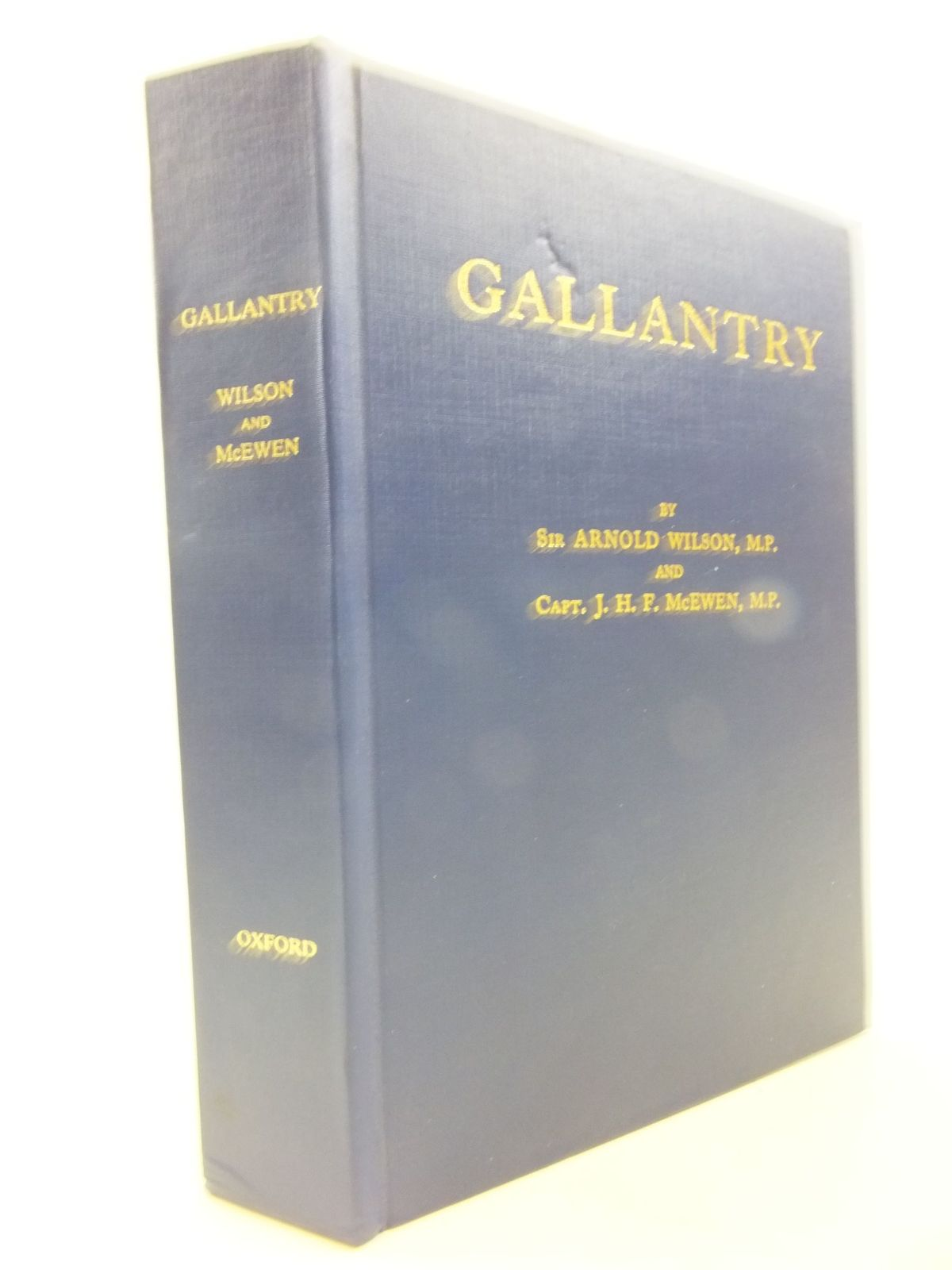 Photo of GALLANTRY ITS PUBLIC RECOGNITION AND REWARD IN PEACE AND IN WAR AT HOME AND ABROAD- Stock Number: 1710081