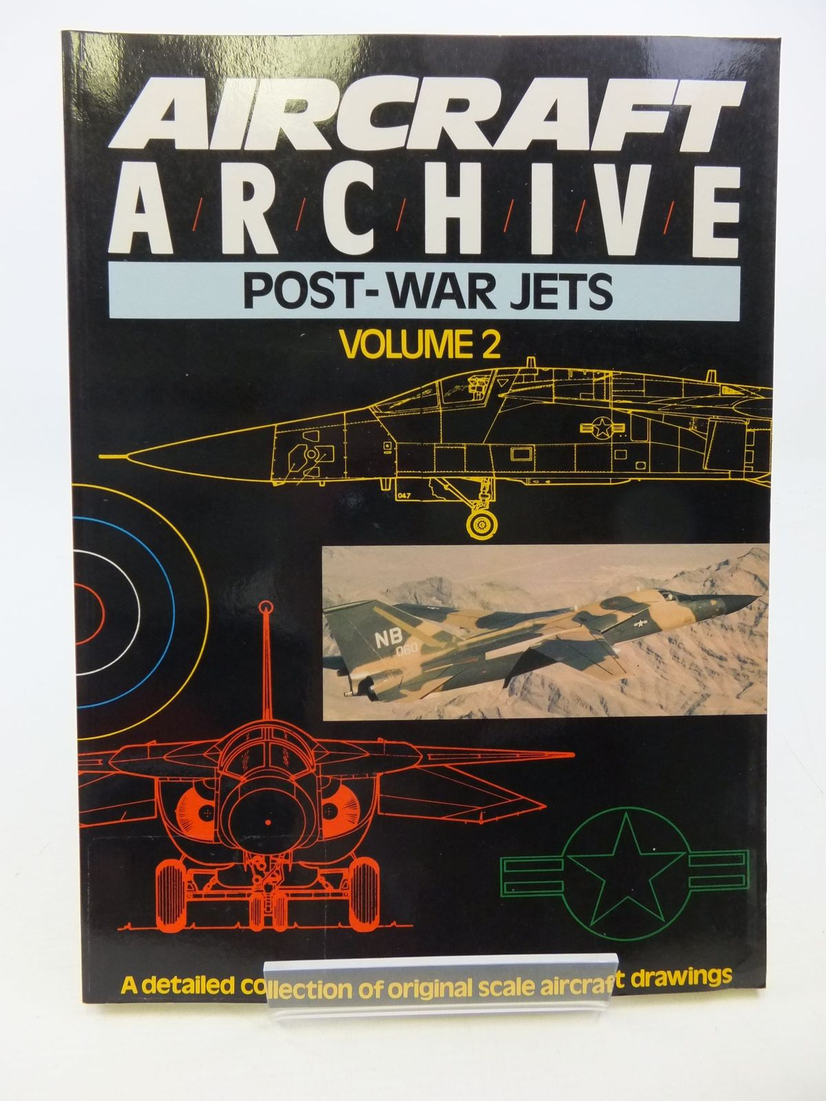 Photo of AIRCRAFT ARCHIVE - POST WAR JETS VOLUME 2 published by Argus Books (STOCK CODE: 1710090)  for sale by Stella & Rose's Books