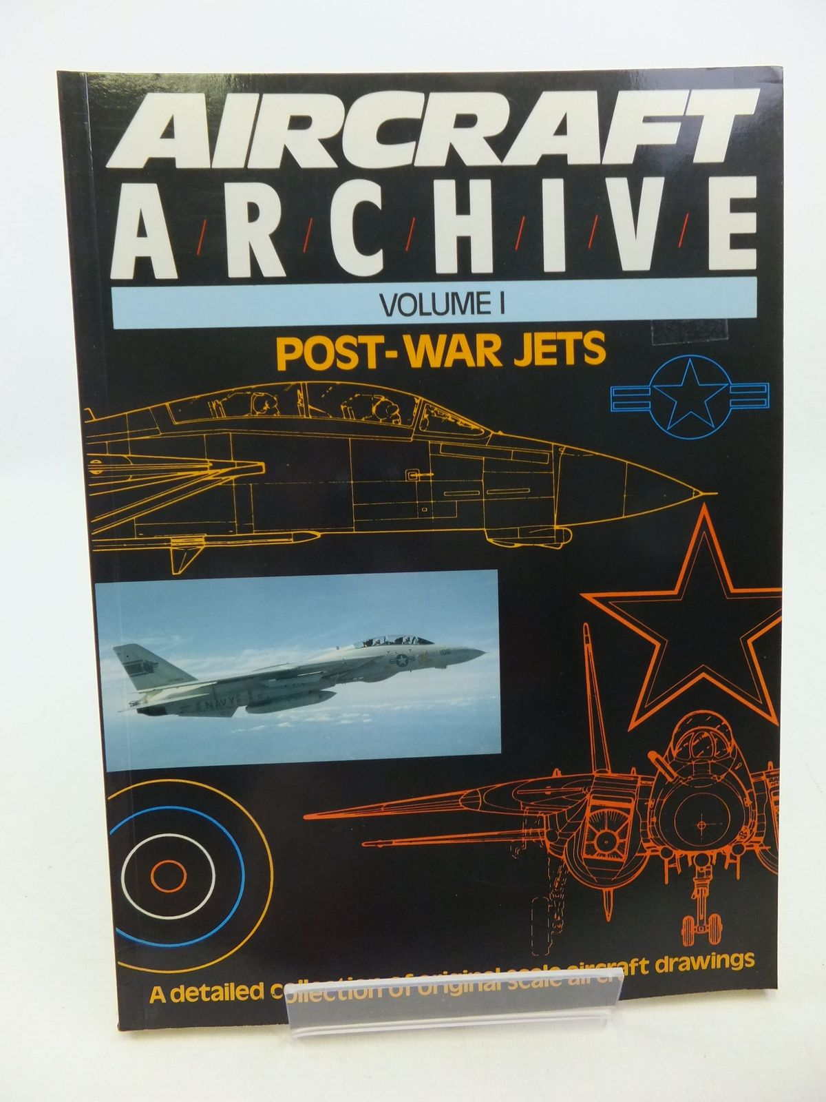 Photo of AIRCRAFT ARCHIVE - POST-WAR JETS VOLUME 1 published by Argus Books (STOCK CODE: 1710091)  for sale by Stella & Rose's Books