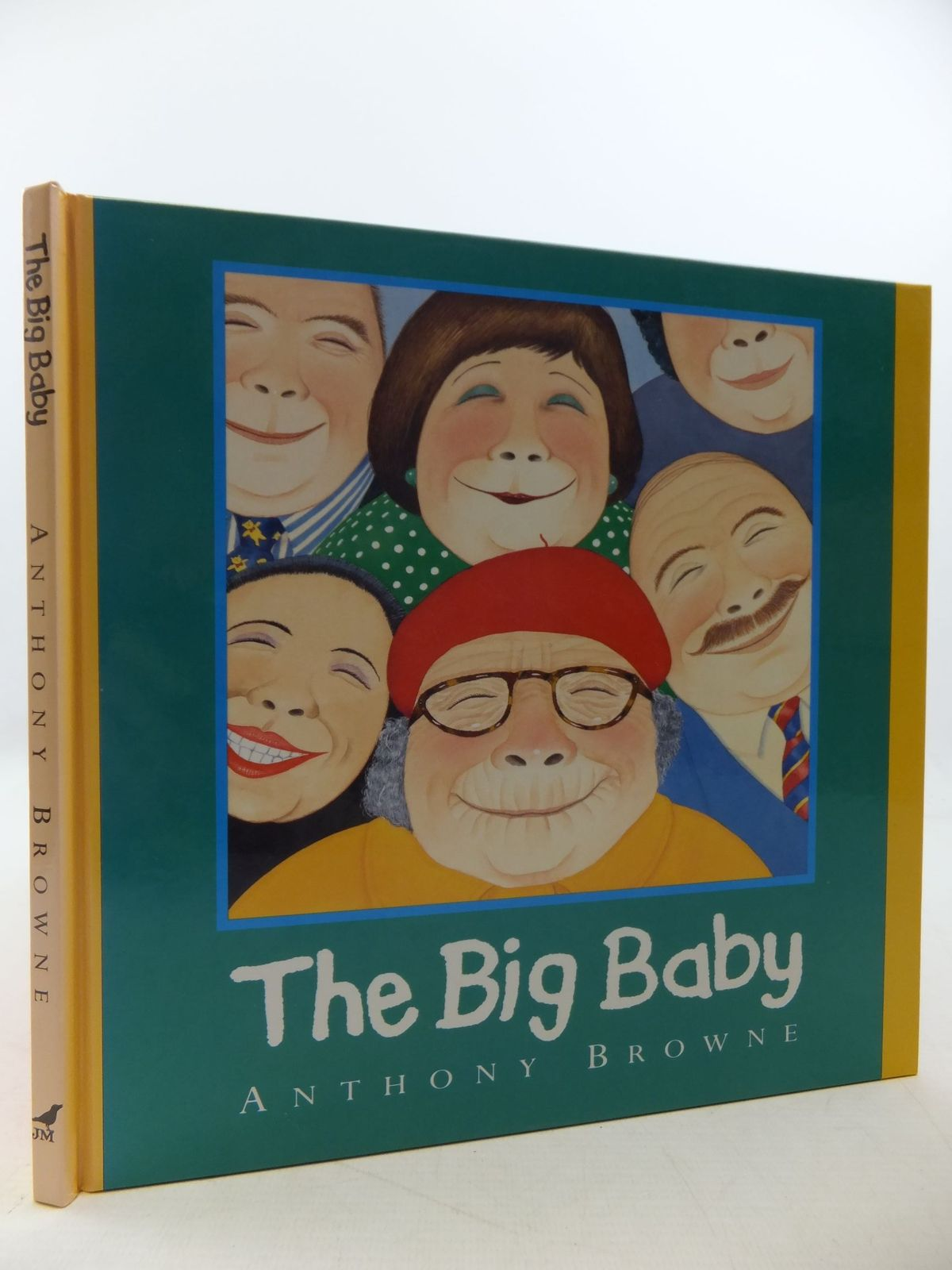 Photo of THE BIG BABY A LITTLE JOKE written by Browne, Anthony illustrated by Browne, Anthony published by Julia MacRae Books (STOCK CODE: 1710174)  for sale by Stella & Rose's Books