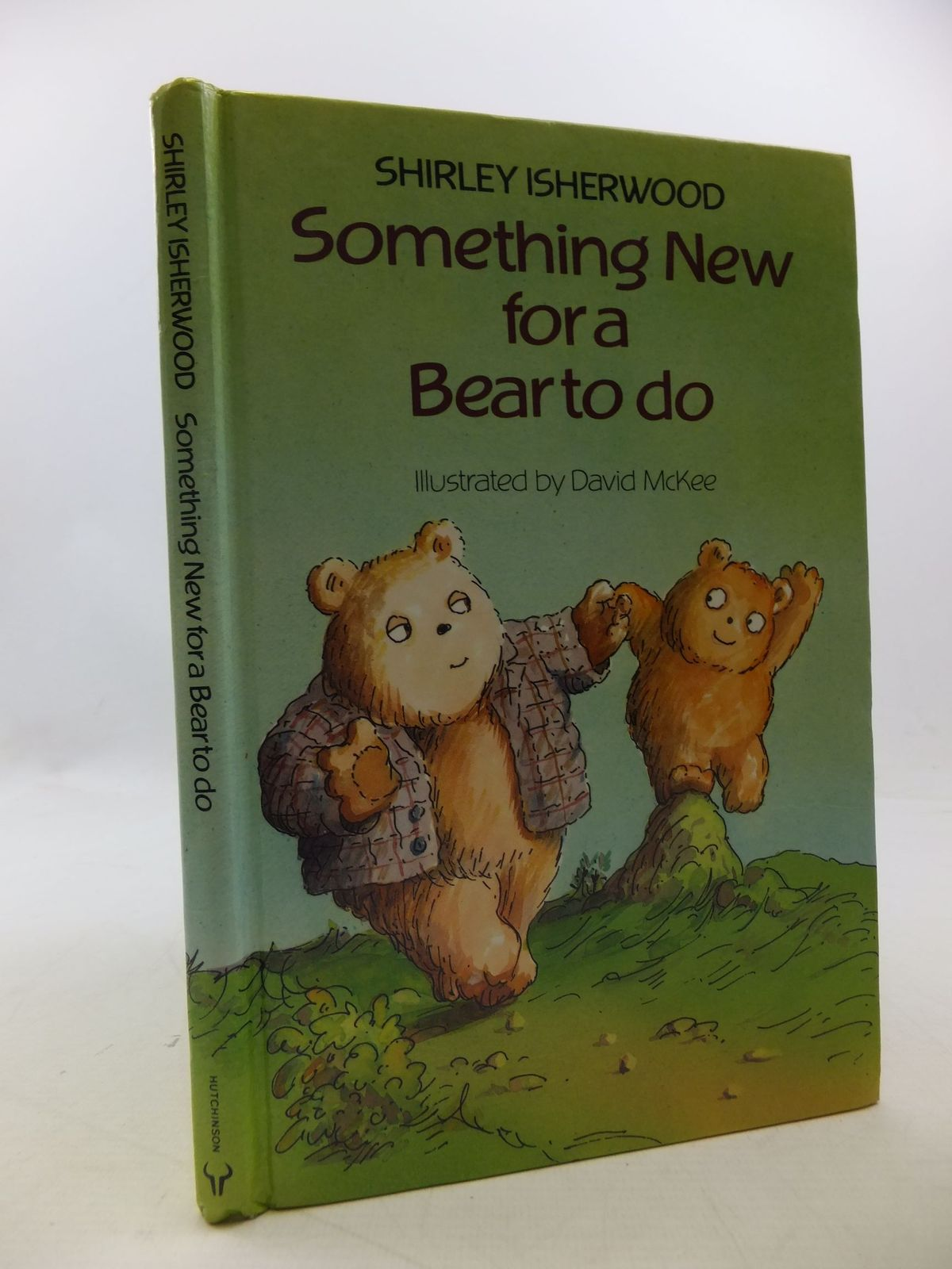 Photo of SOMETHING NEW FOR A BEAR TO DO- Stock Number: 1710241