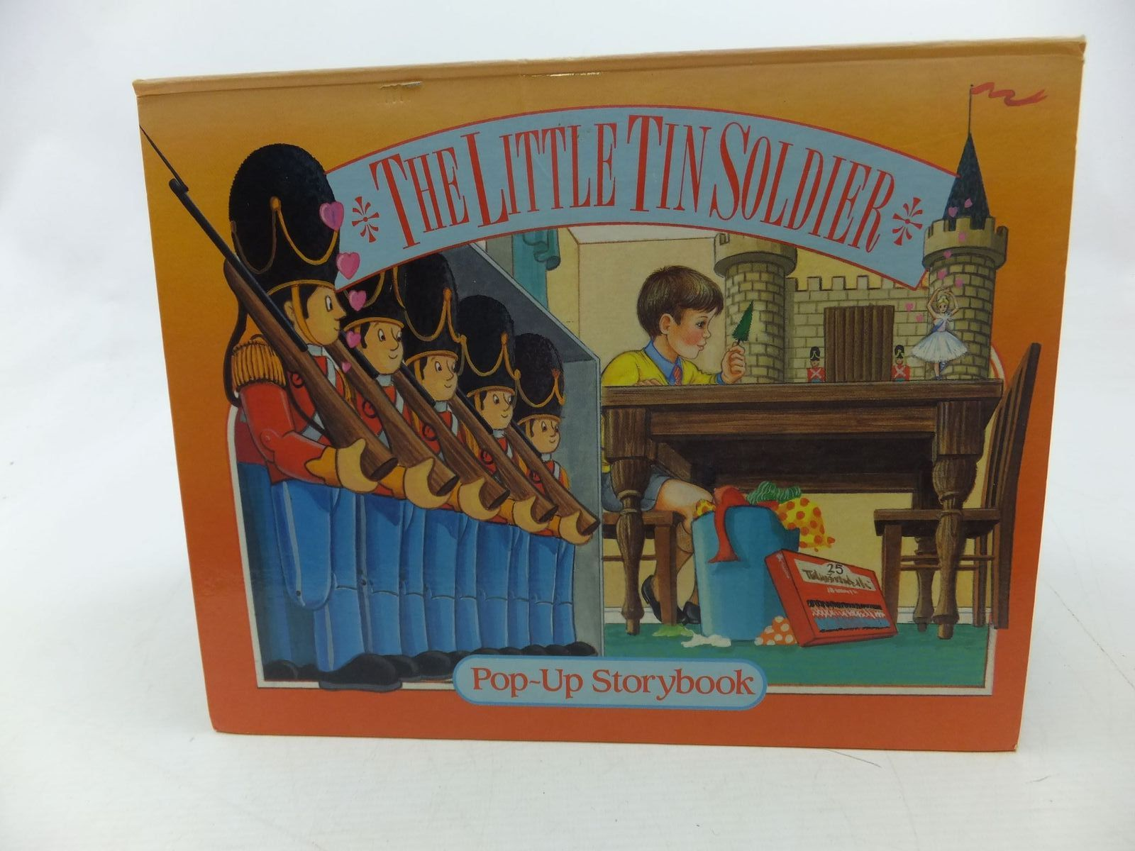 Photo of THE LITTLE TIN SOLDIER published by Grandreams Limited (STOCK CODE: 1710312)  for sale by Stella & Rose's Books
