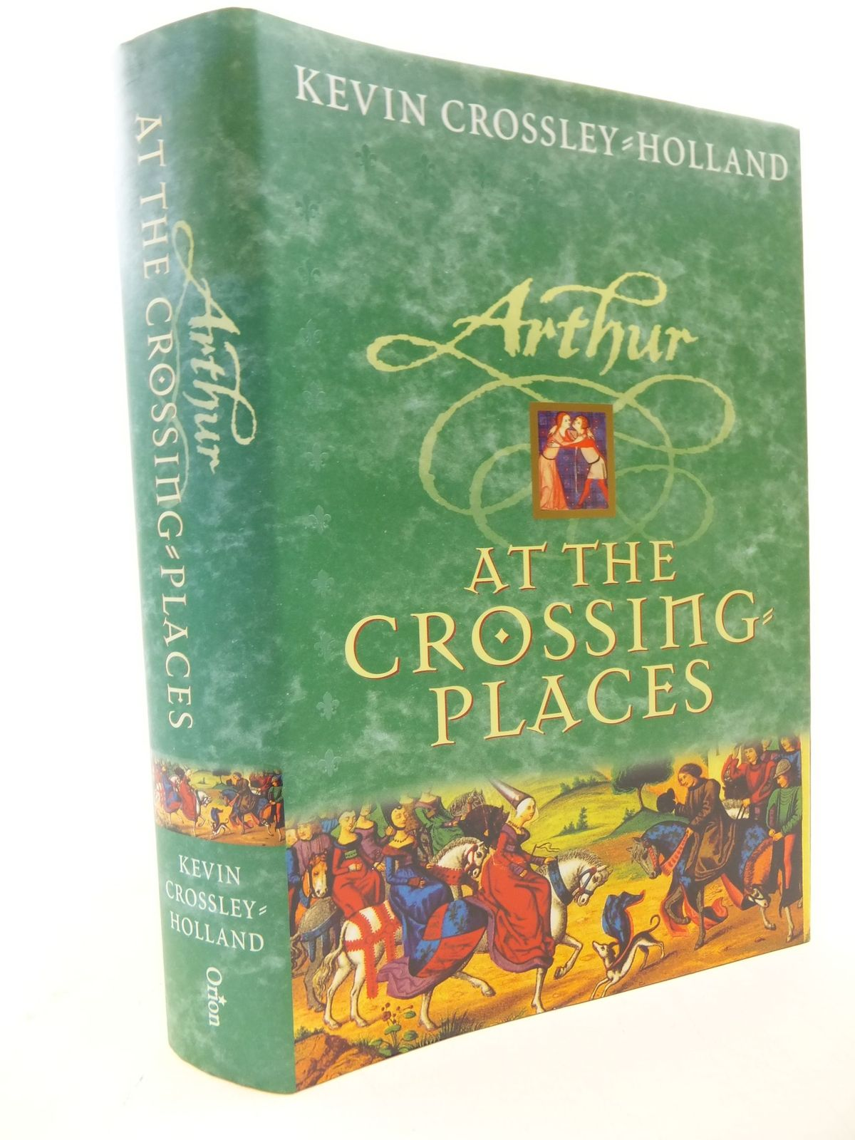 Photo of ARTHUR AT THE CROSSING-PLACES- Stock Number: 1710331
