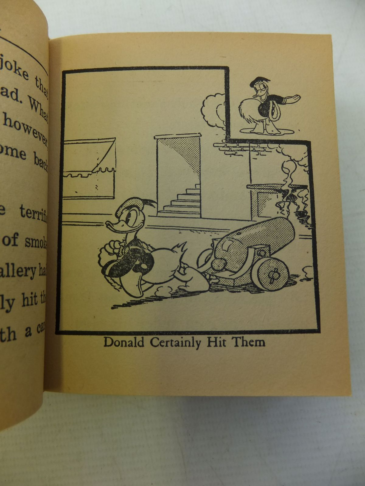 Photo of DONALD DUCK SAYS SUCH LUCK! written by Disney, Walt illustrated by Disney, Walt published by Whitman Publishing Company (STOCK CODE: 1710339)  for sale by Stella & Rose's Books