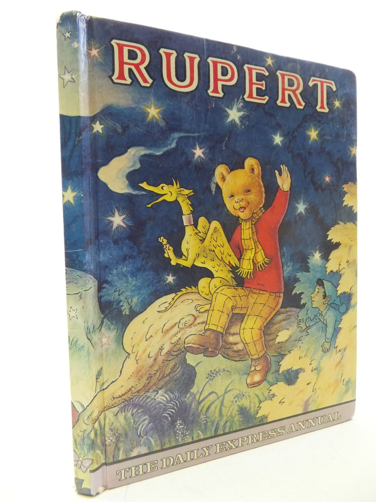 Photo of RUPERT ANNUAL 1979 illustrated by Harrold, John published by Daily Express (STOCK CODE: 1710451)  for sale by Stella & Rose's Books