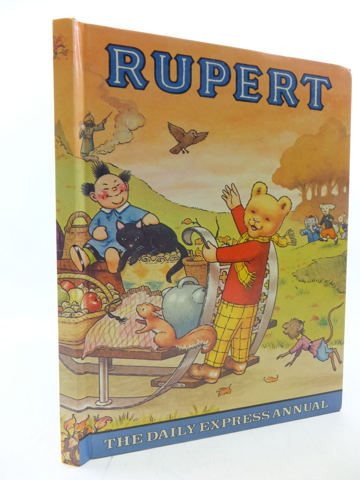 Photo of RUPERT ANNUAL 1978 illustrated by Harrold, John published by Daily Express (STOCK CODE: 1710455)  for sale by Stella & Rose's Books