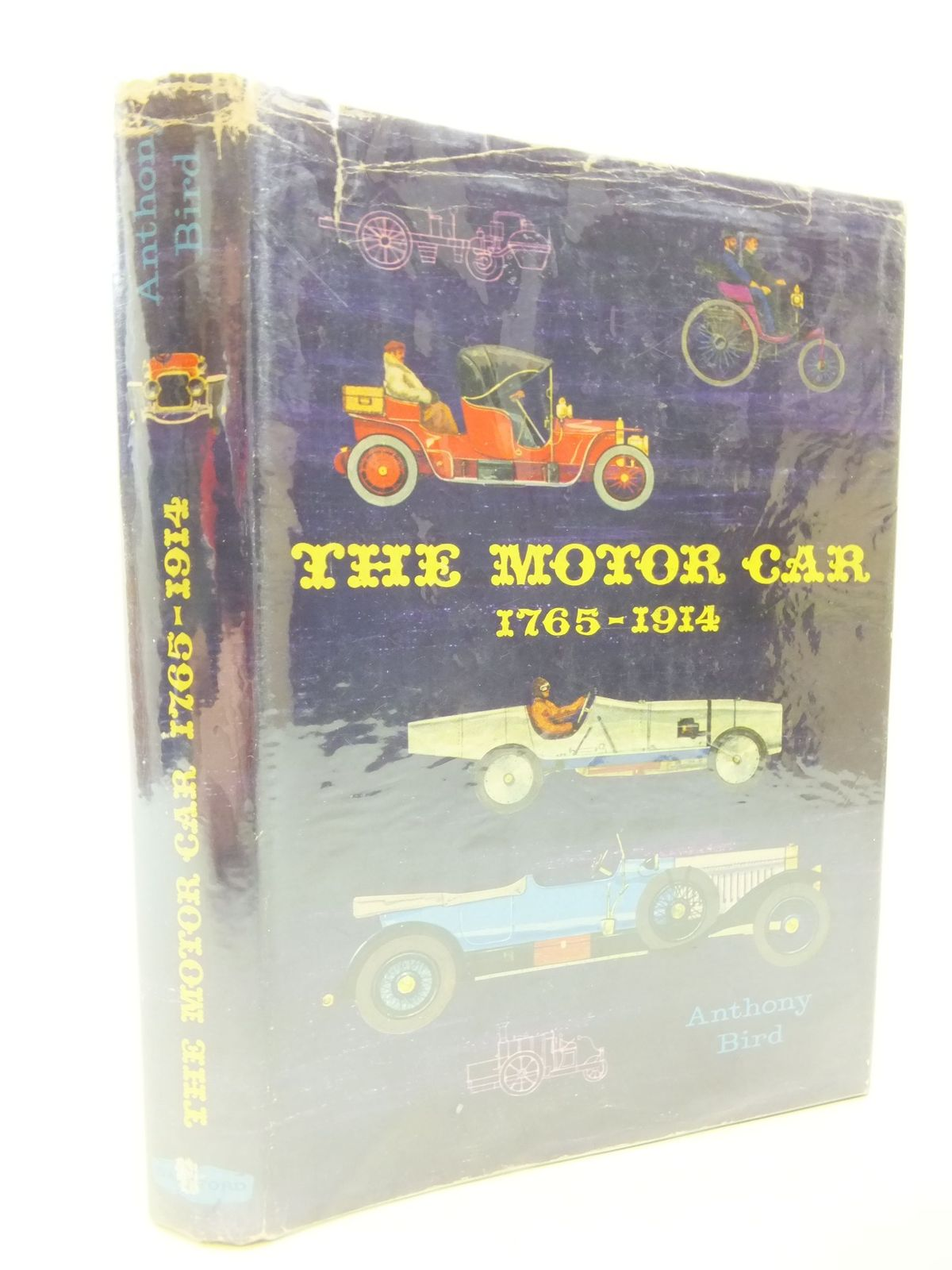 Photo of THE MOTOR CAR 1765-1914- Stock Number: 1710577
