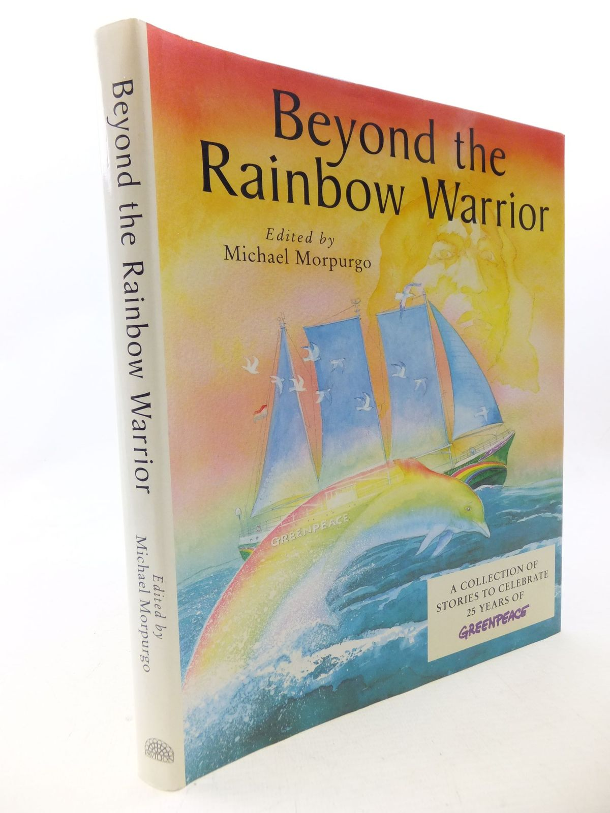 Photo of BEYOND THE RAINBOW WARRIOR written by Morpurgo, Michael<br />et al,  illustrated by Foreman, Michael<br />et al.,  published by Pavilion Books Ltd. (STOCK CODE: 1710771)  for sale by Stella & Rose's Books