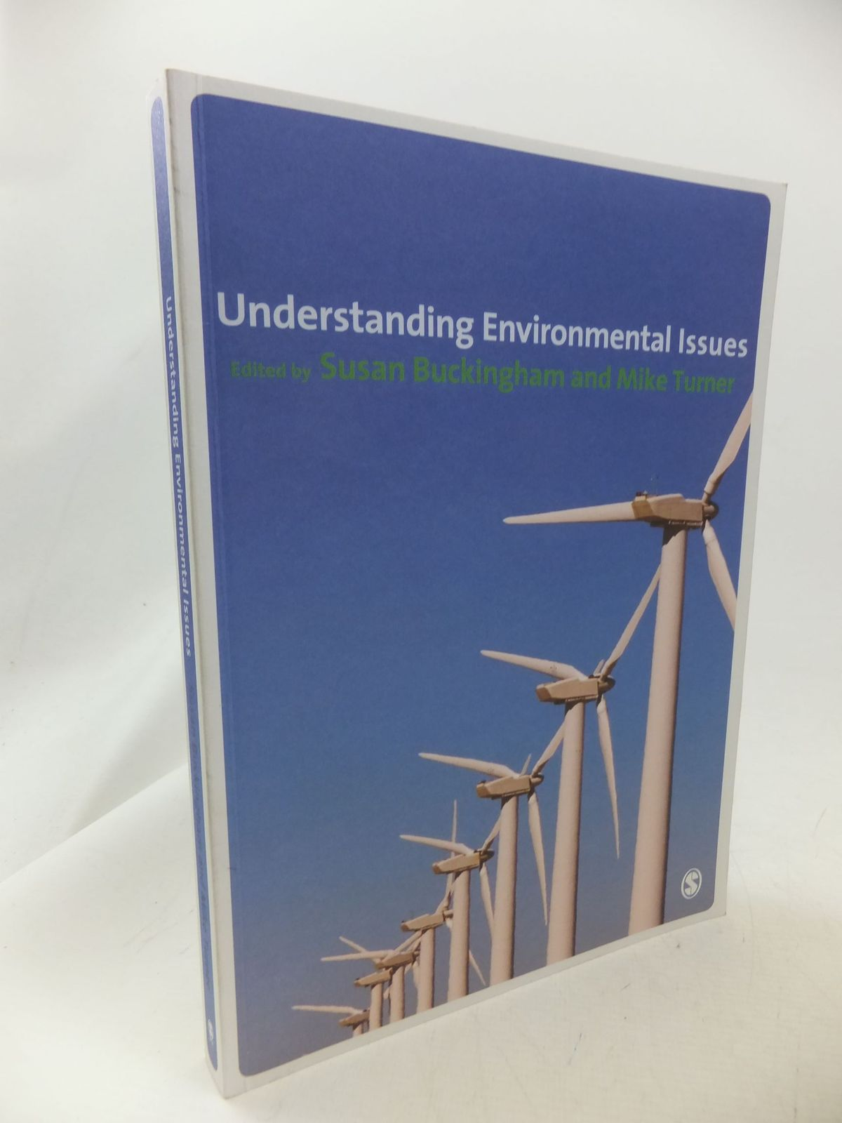 Photo of UNDERSTANDING ENVIRONMENTAL ISSUES written by Buckingham, Susan<br />Turner, Mike published by Sage Publications (STOCK CODE: 1710857)  for sale by Stella & Rose's Books