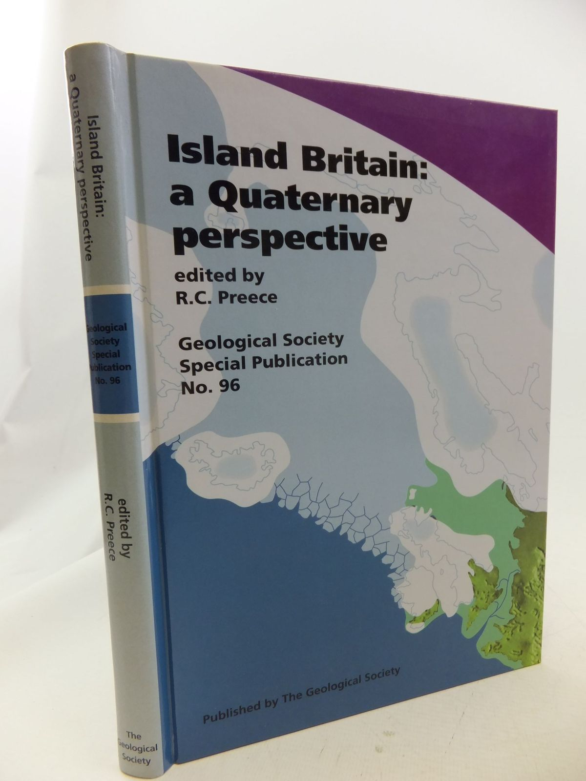 Photo of ISLAND BRITAIN: A QUATERNARY PERSPECTIVE written by Preece, Richard C.<br />et al, published by The Geological Society (STOCK CODE: 1710877)  for sale by Stella & Rose's Books