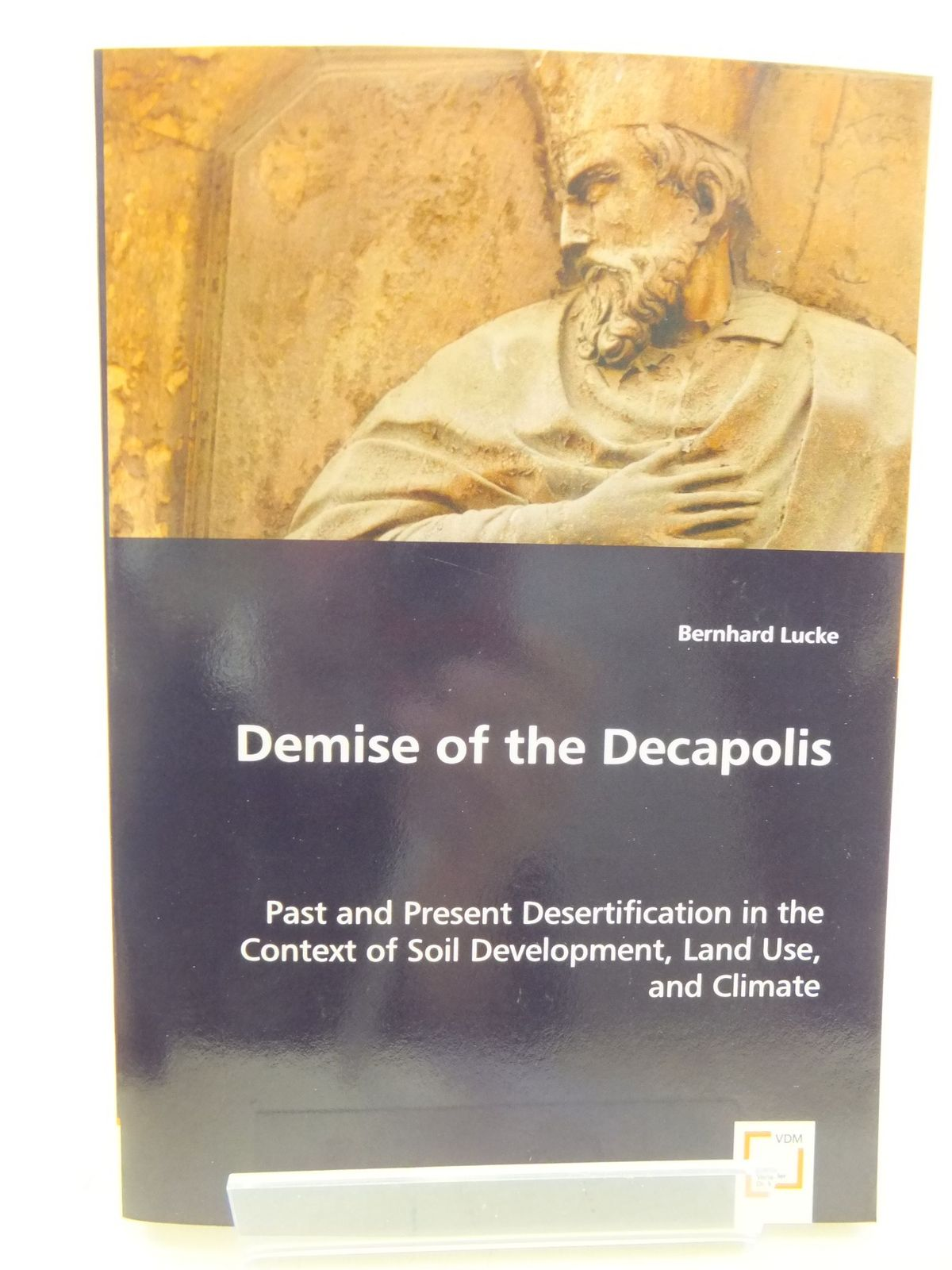 Photo of DEMISE OF THE DECAPOLIS written by Lucke, Bernhard published by Vdm Verlag (STOCK CODE: 1710887)  for sale by Stella & Rose's Books