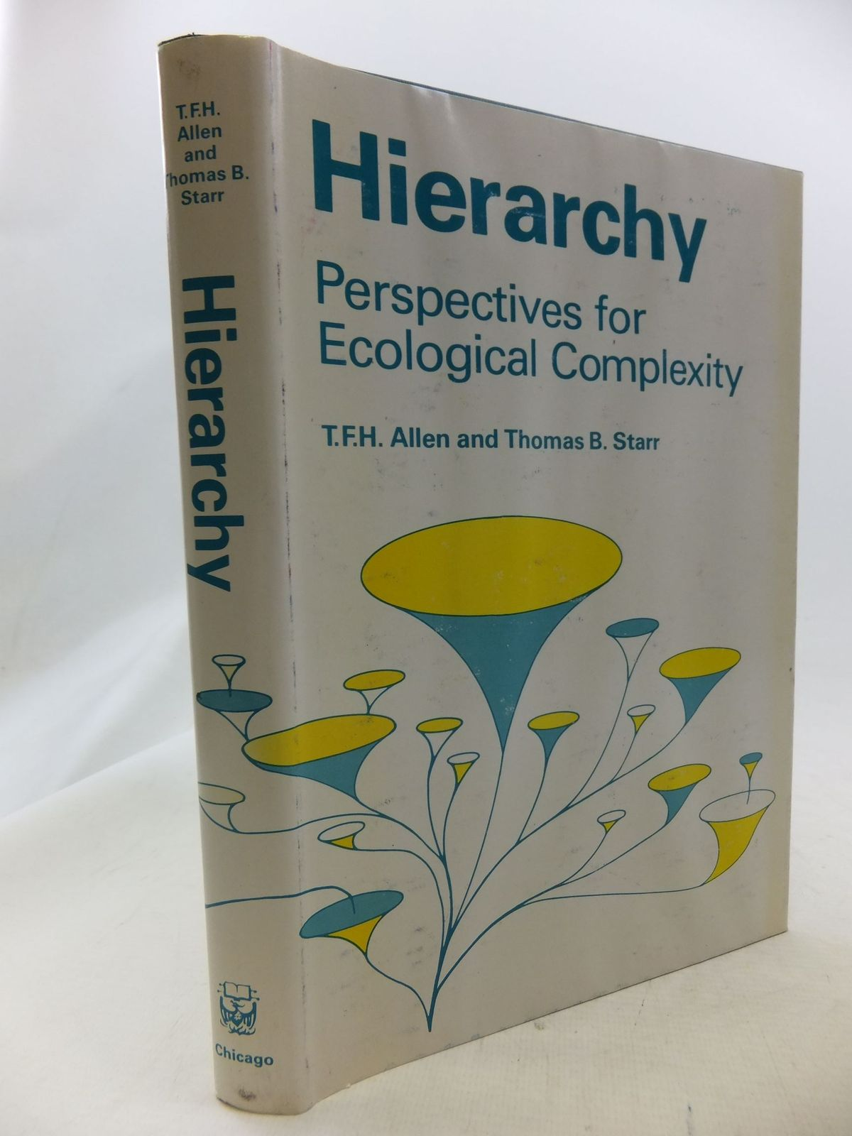 Photo of HIERARCHY PERSPECTIVES FOR ECOLOGICAL COMPLEXITY- Stock Number: 1710898
