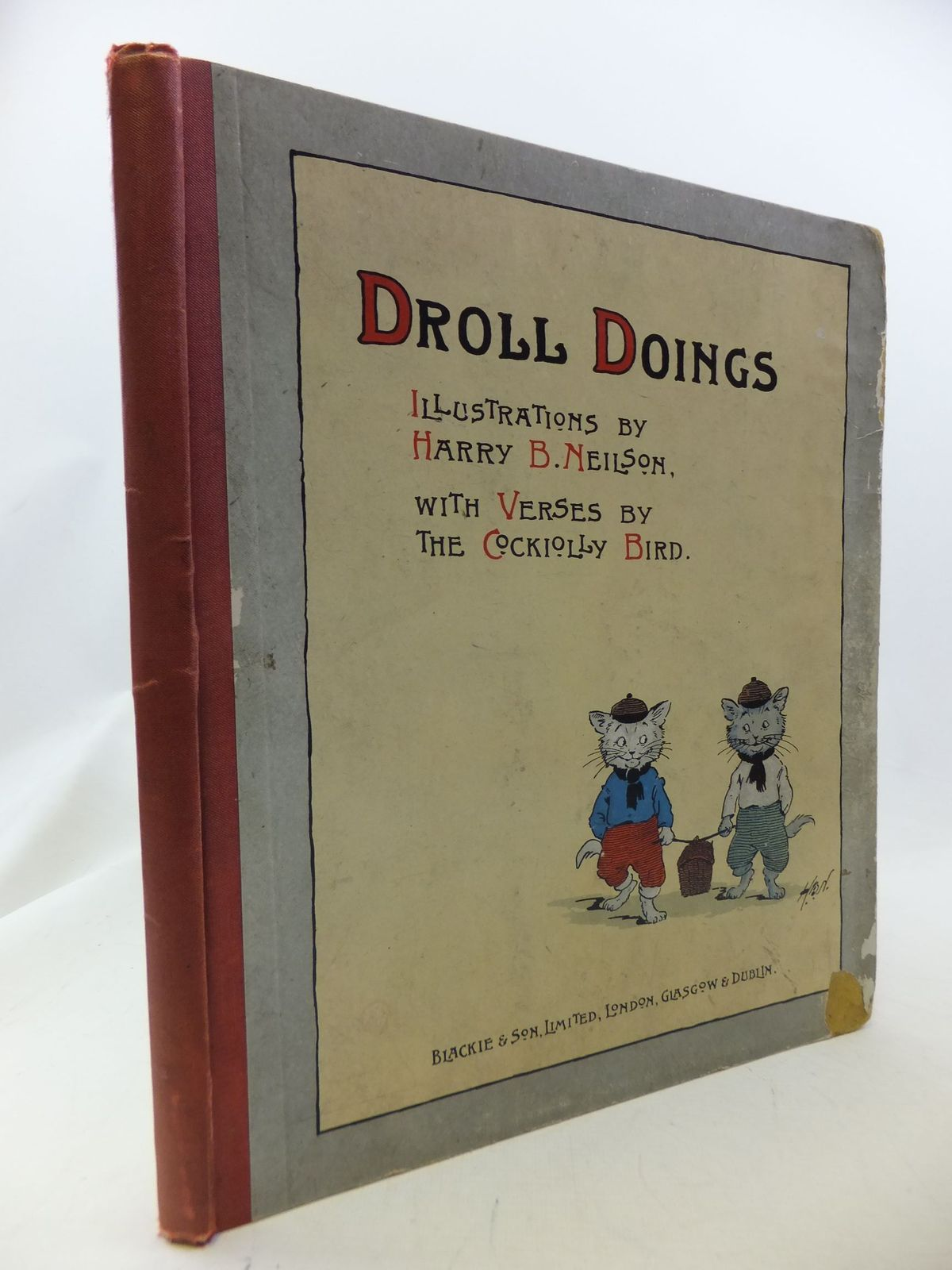 Photo of DROLL DOINGS- Stock Number: 1710936
