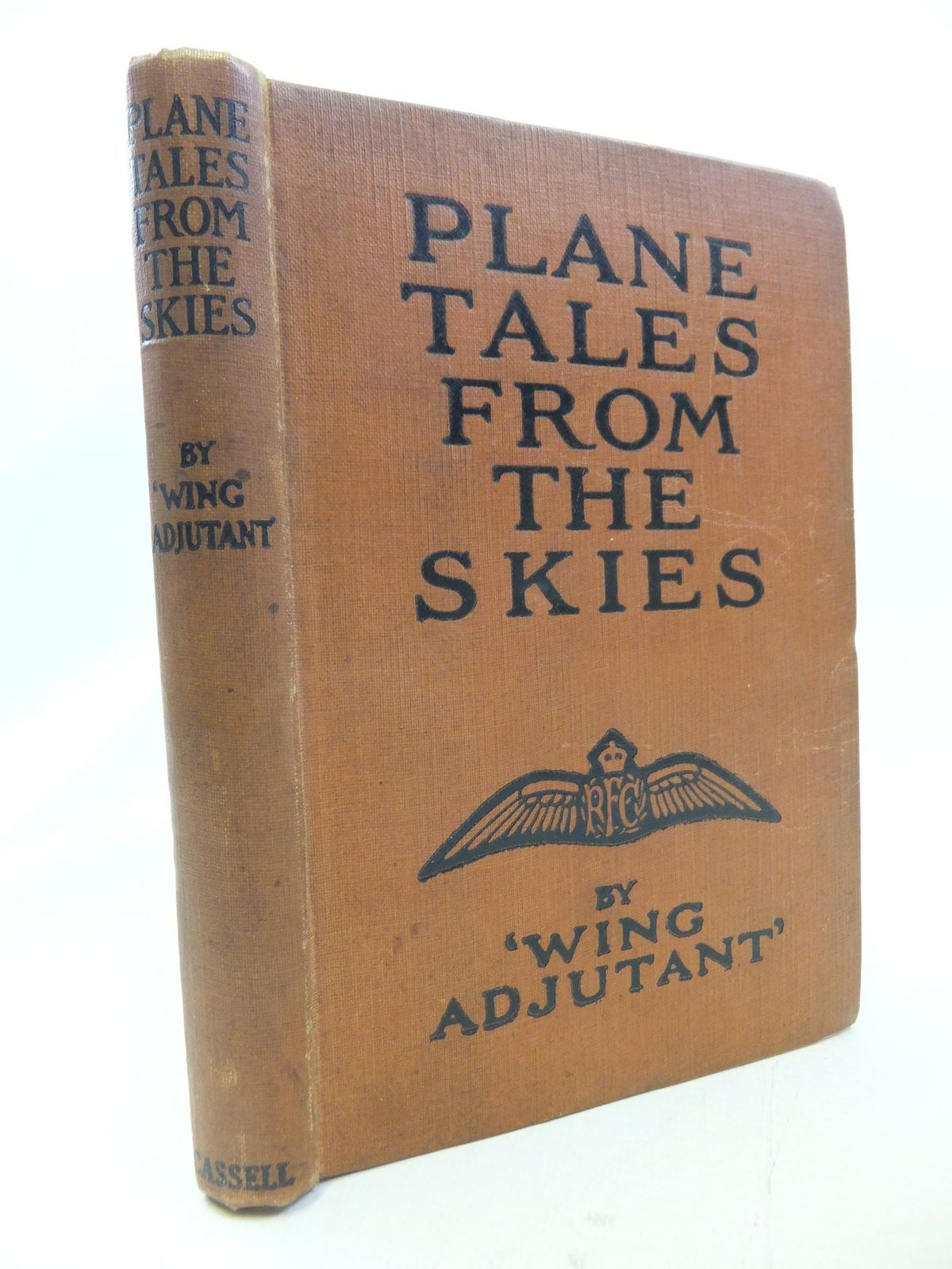 Photo of PLANE TALES FROM THE SKIES- Stock Number: 1710998