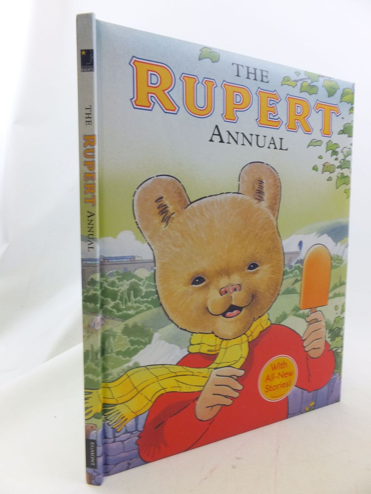 Photo of RUPERT ANNUAL 2008- Stock Number: 1711012