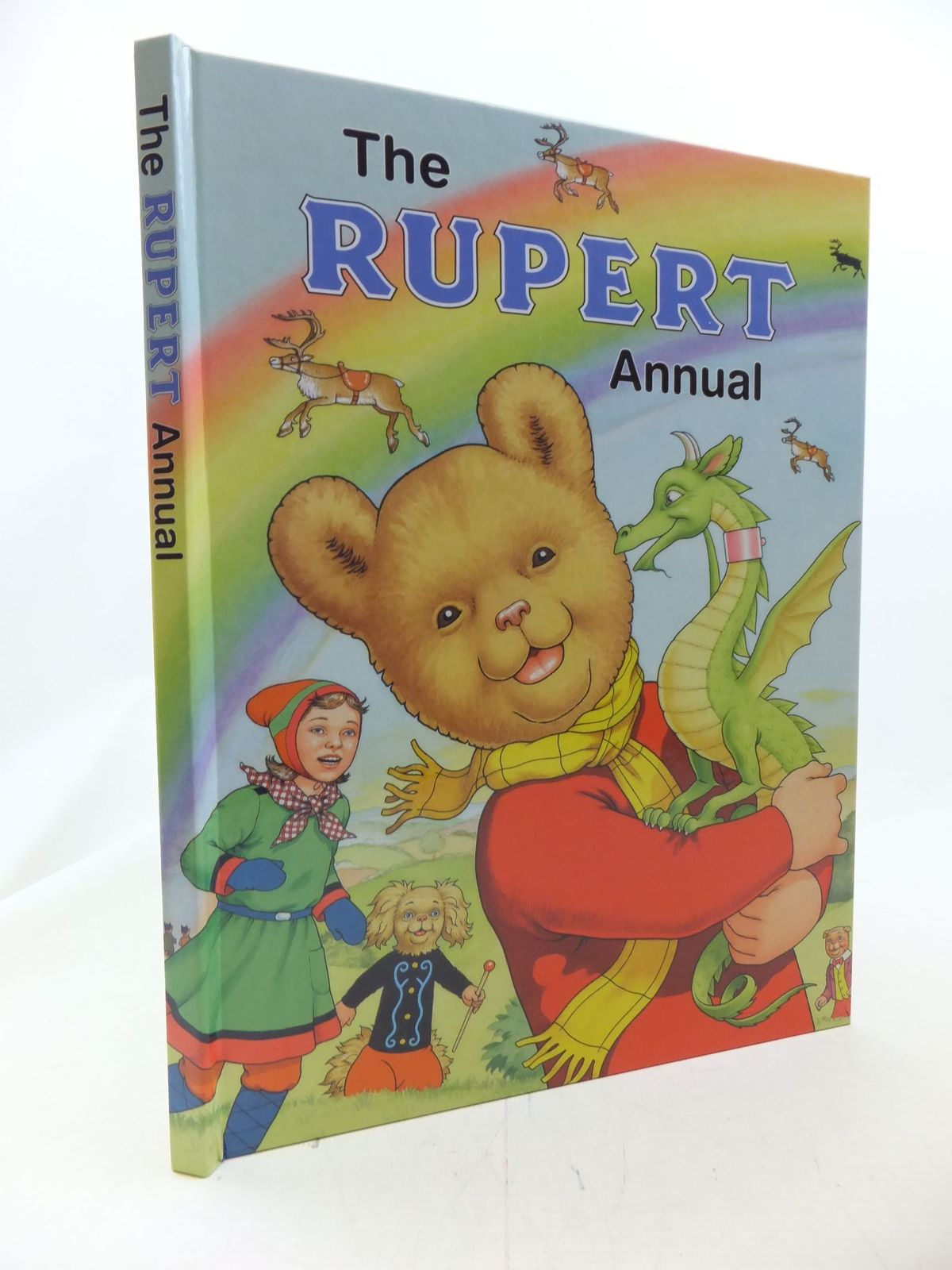 Photo of RUPERT ANNUAL 2004 written by Henderson, James Robinson, Ian illustrated by Harrold, John published by Express Newspapers Ltd. (STOCK CODE: 1711066)  for sale by Stella & Rose's Books
