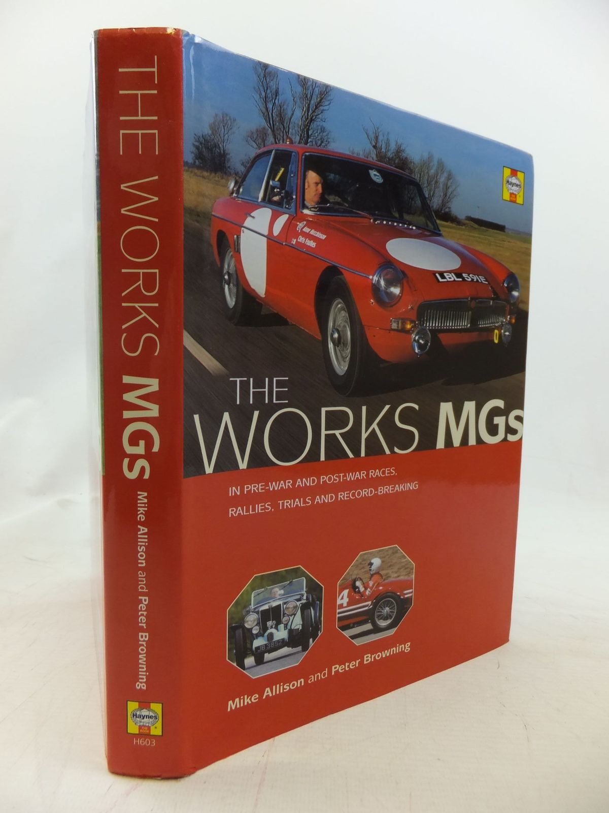 Photo of THE WORKS MGS- Stock Number: 1711388