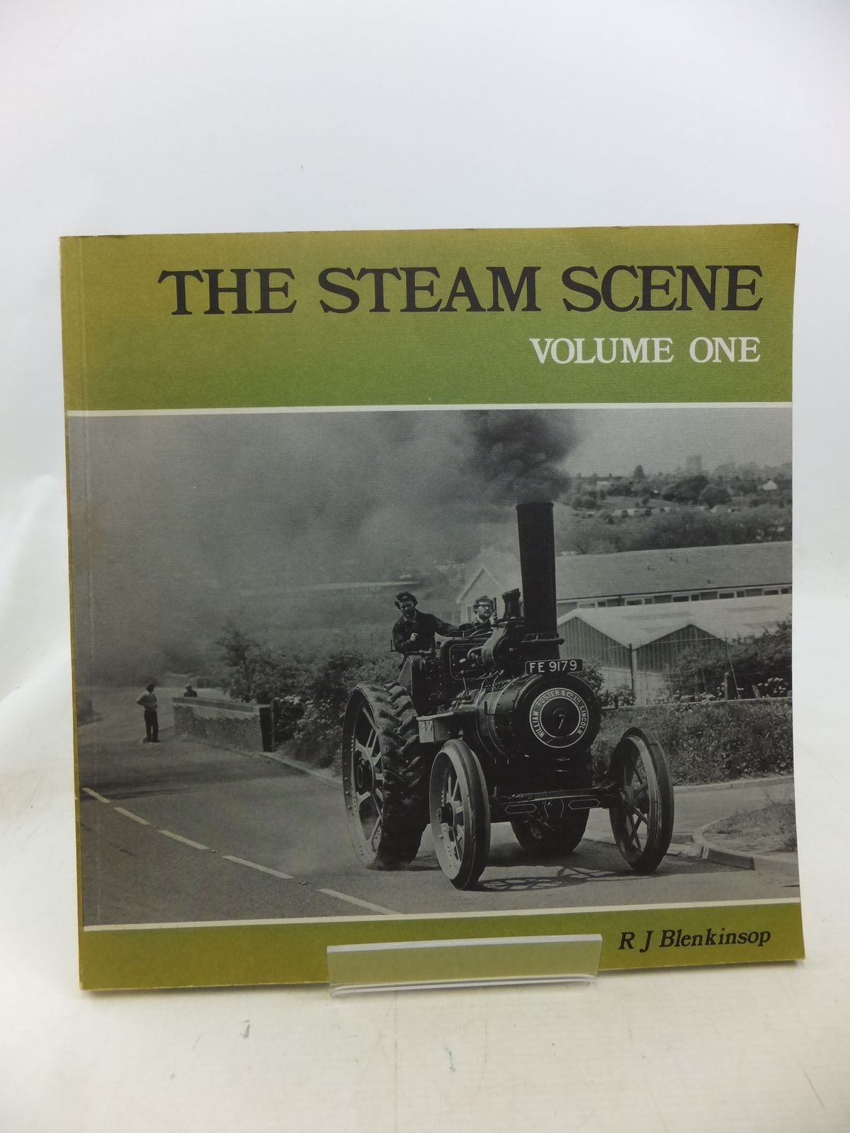 Photo of THE STEAM SCENE VOLUME ONE written by Blenkinsop, R.J. published by Steam Engine Publications (STOCK CODE: 1711432)  for sale by Stella & Rose's Books