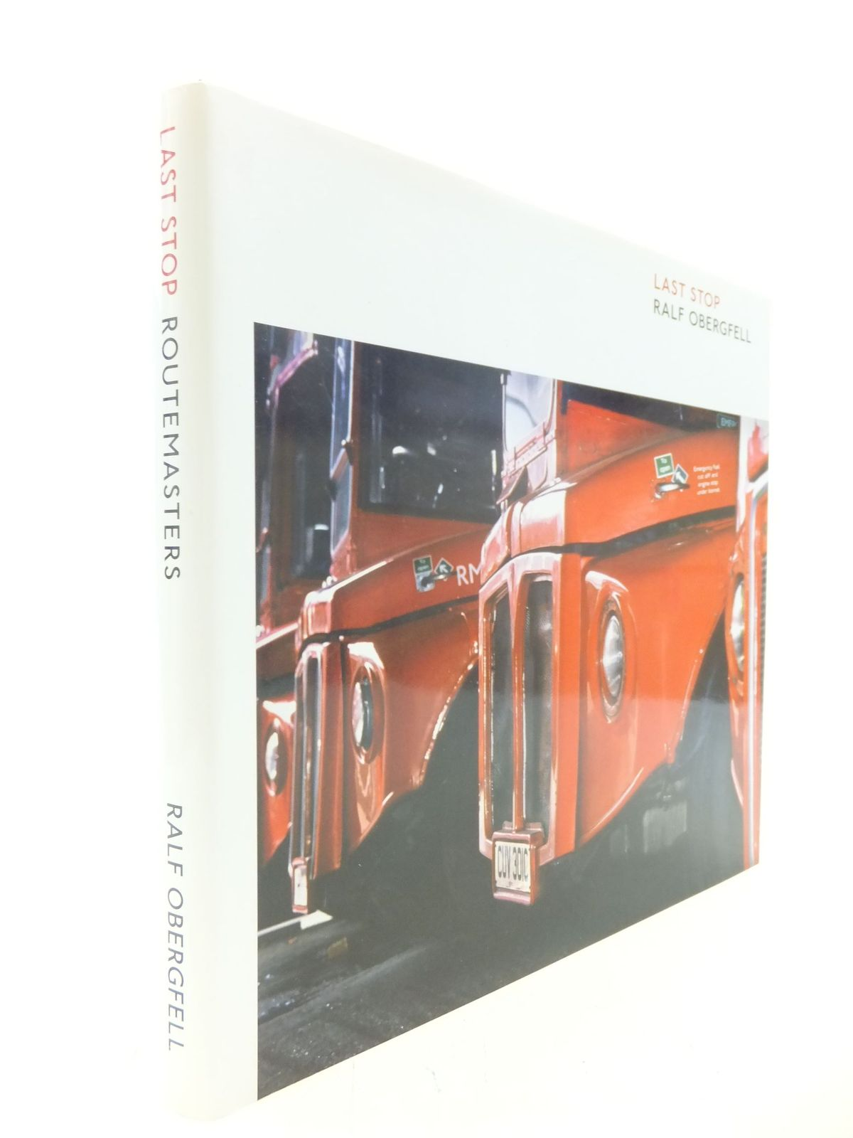 Photo of LAST STOP written by Obergfell, Ralf (STOCK CODE: 1711480)  for sale by Stella & Rose's Books