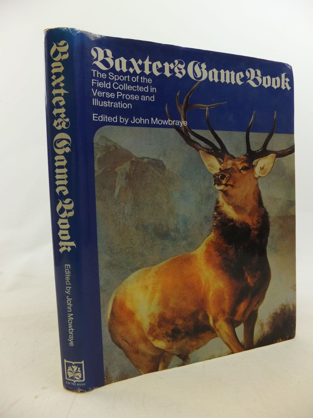 Photo of BAXTER'S GAME BOOK- Stock Number: 1711636