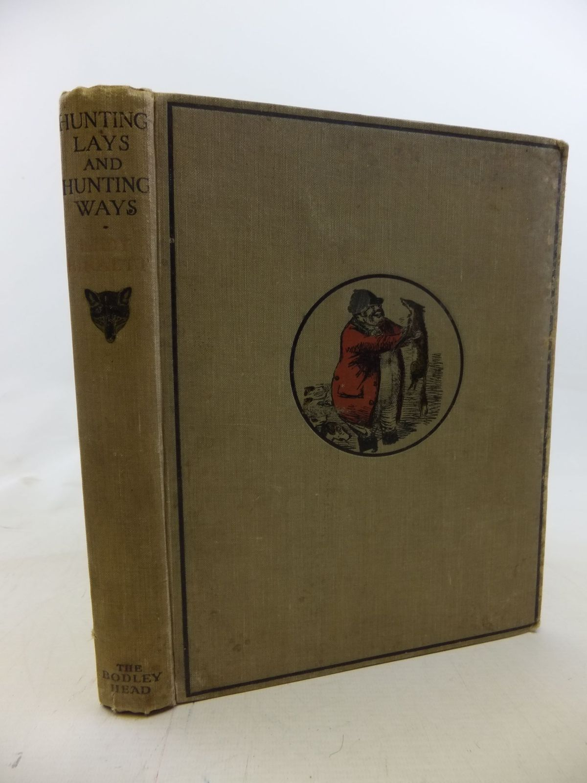 Photo of HUNTING LAYS AND HUNTING WAYS written by Birkett, Lady published by John Lane The Bodley Head (STOCK CODE: 1711652)  for sale by Stella & Rose's Books