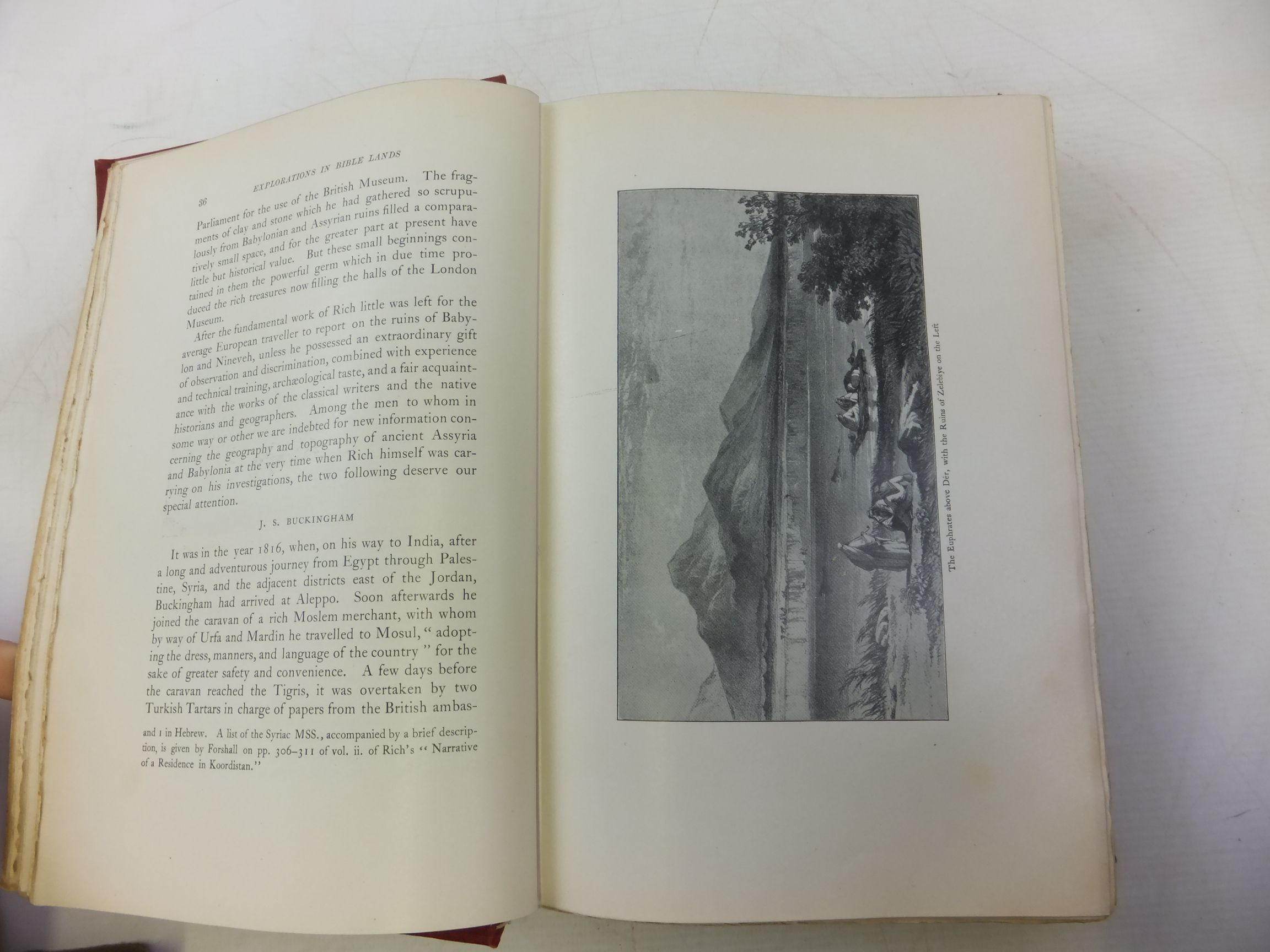 Photo of THE EXCAVATIONS IN ASSYRIA AND BABYLONIA written by Hilprecht, H.V. published by A.J. Holman & Company (STOCK CODE: 1711746)  for sale by Stella & Rose's Books