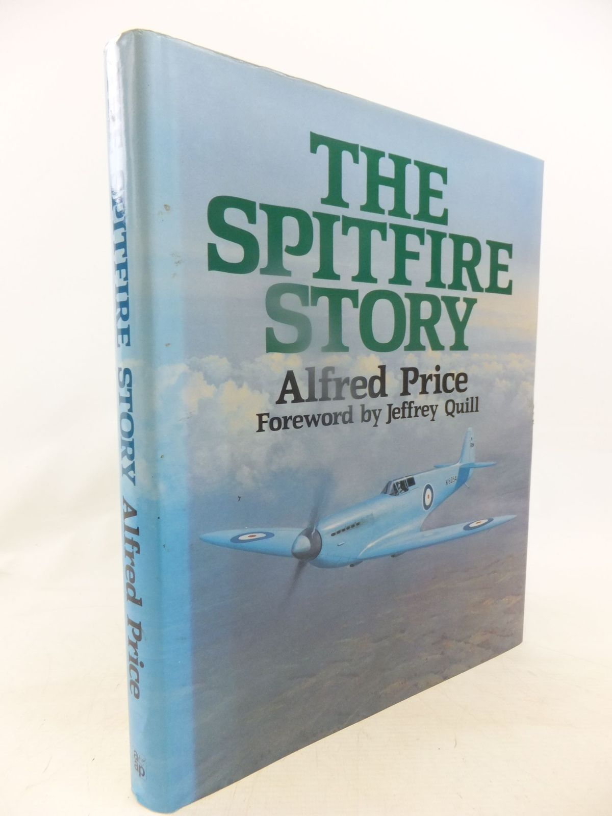 Photo of THE SPITFIRE STORY- Stock Number: 1712035