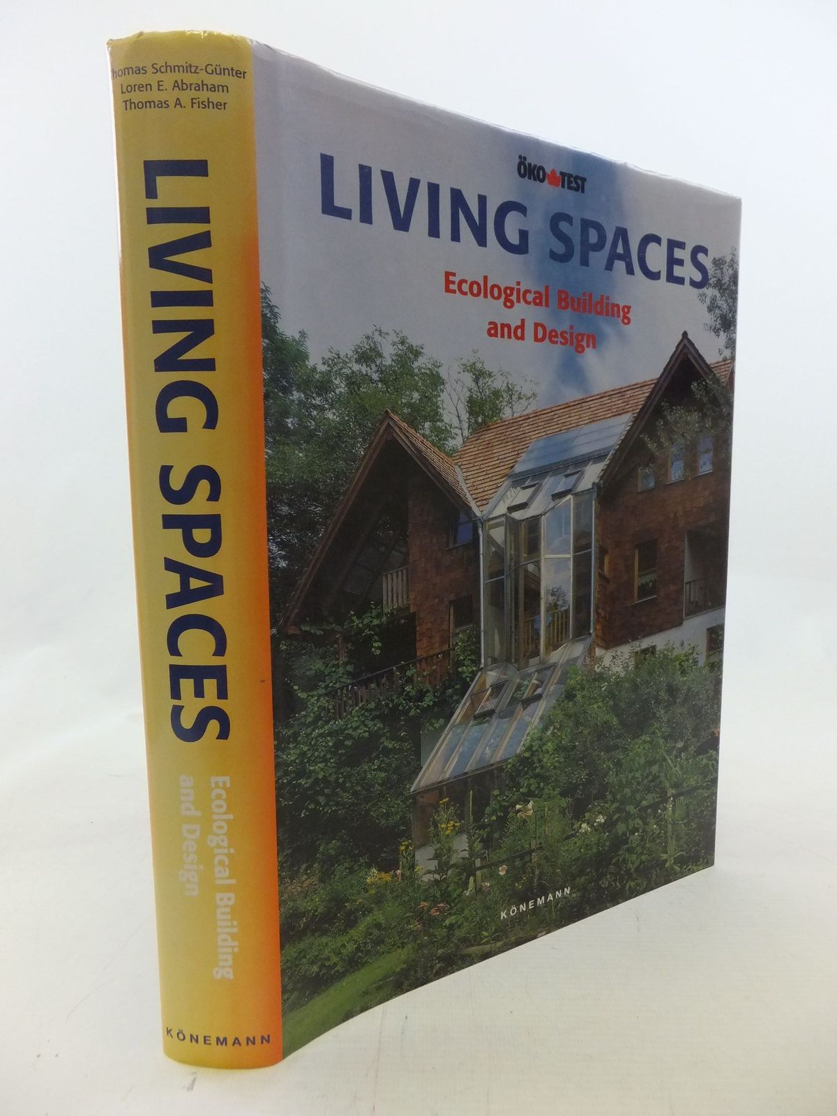 Photo of LIVING SPACES written by Schmitz-Gunther, Thomas et al, illustrated by Lochner, Dietmar published by Konemann (STOCK CODE: 1712403)  for sale by Stella & Rose's Books