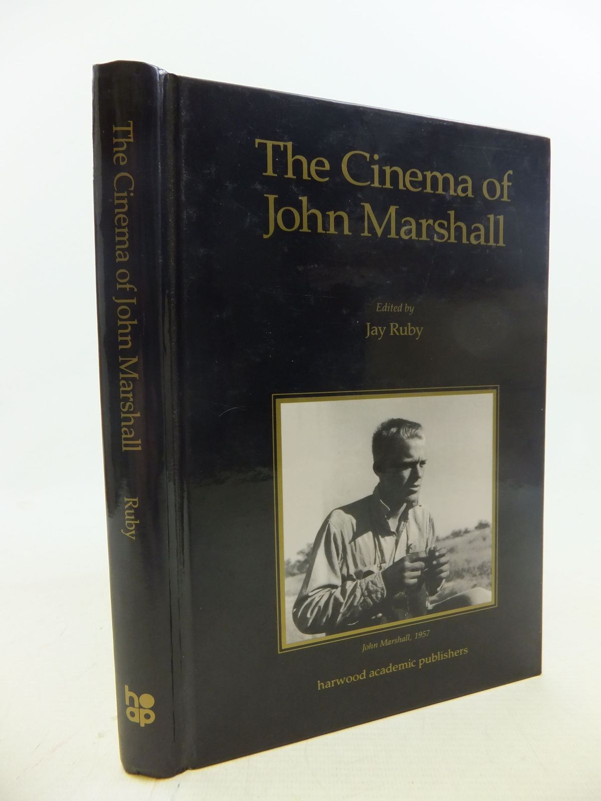 Photo of THE CINEMA OF JOHN MARSHALL written by Ruby, Jay published by Harwood Academic Publishers (STOCK CODE: 1712413)  for sale by Stella & Rose's Books