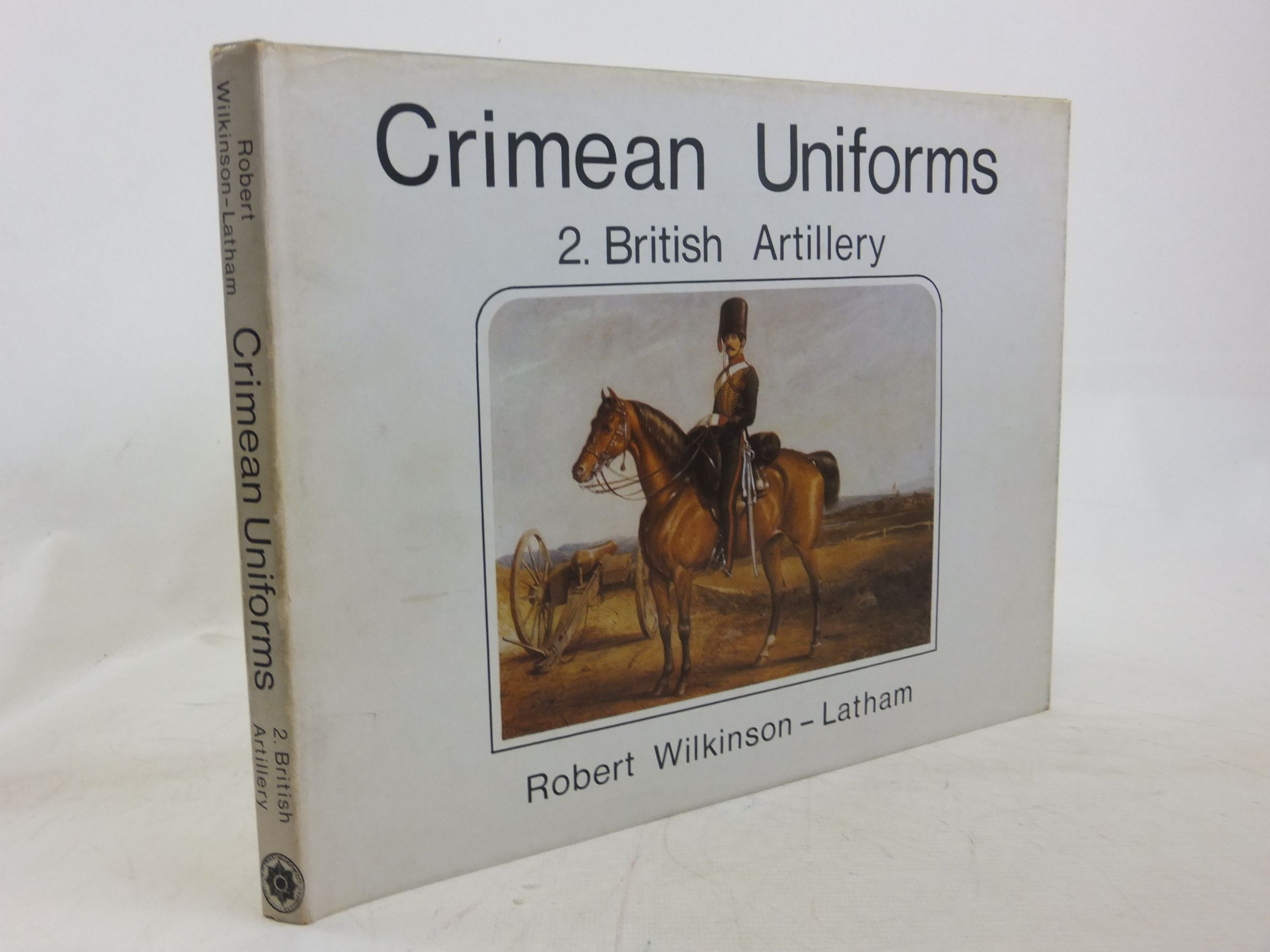 Photo of CRIMEAN UNIFORMS 2. BRITISH ARTILLERY- Stock Number: 1712575