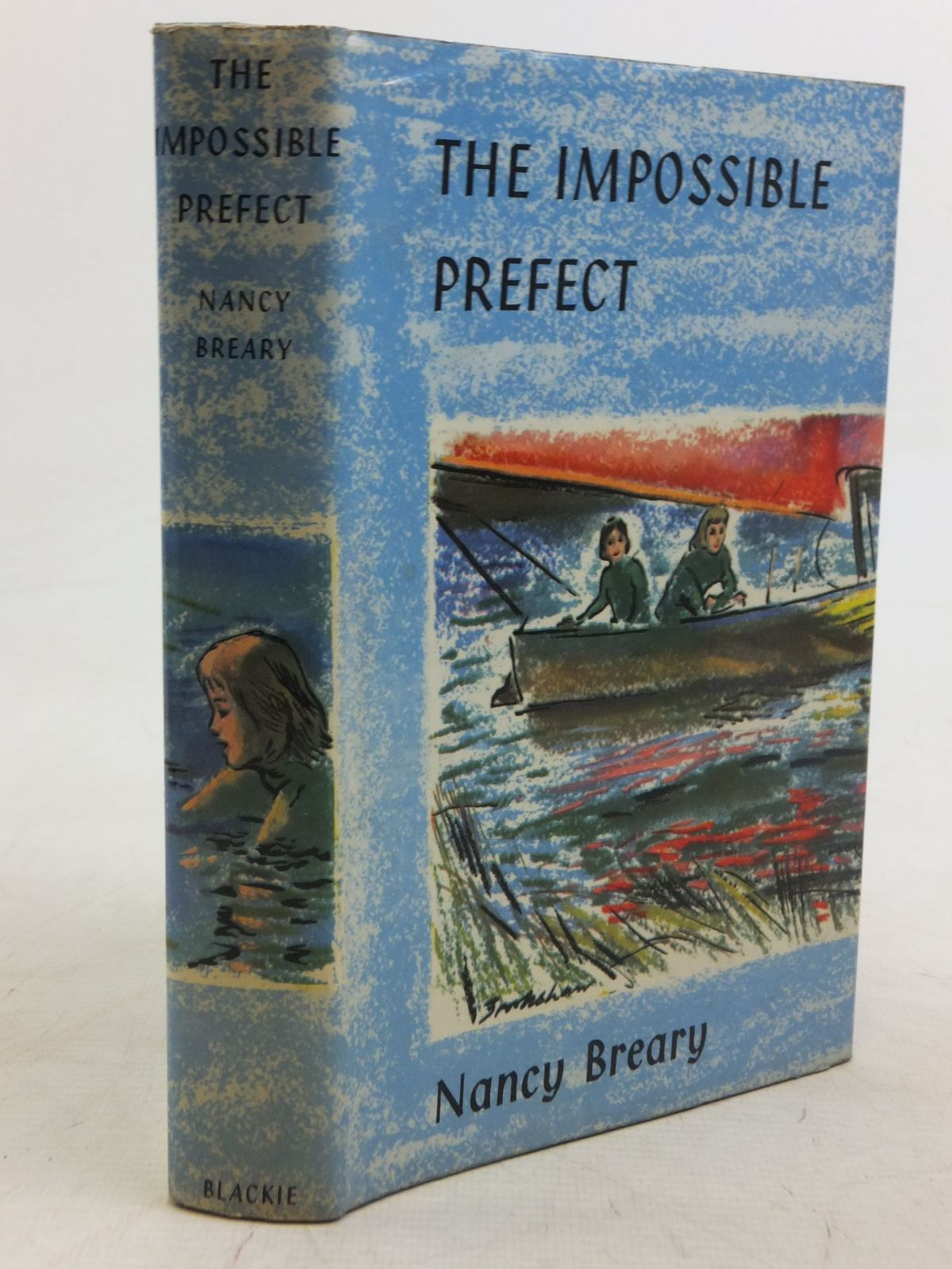 Photo of THE IMPOSSIBLE PREFECT written by Breary, Nancy published by Blackie & Son Ltd. (STOCK CODE: 1712640)  for sale by Stella & Rose's Books