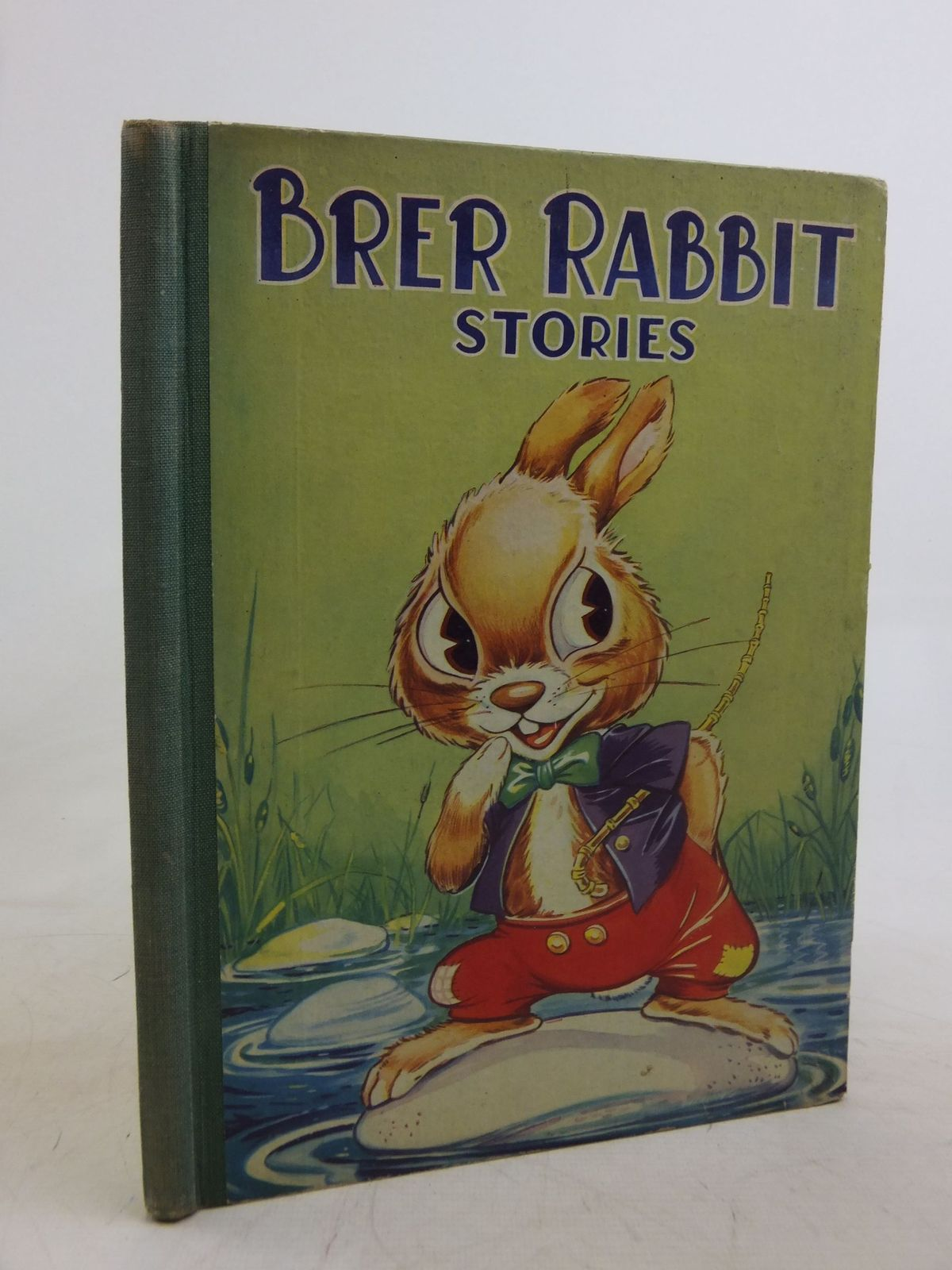 Photo of BRER RABBIT STORIES published by Birn Brothers Ltd. (STOCK CODE: 1712646)  for sale by Stella & Rose's Books