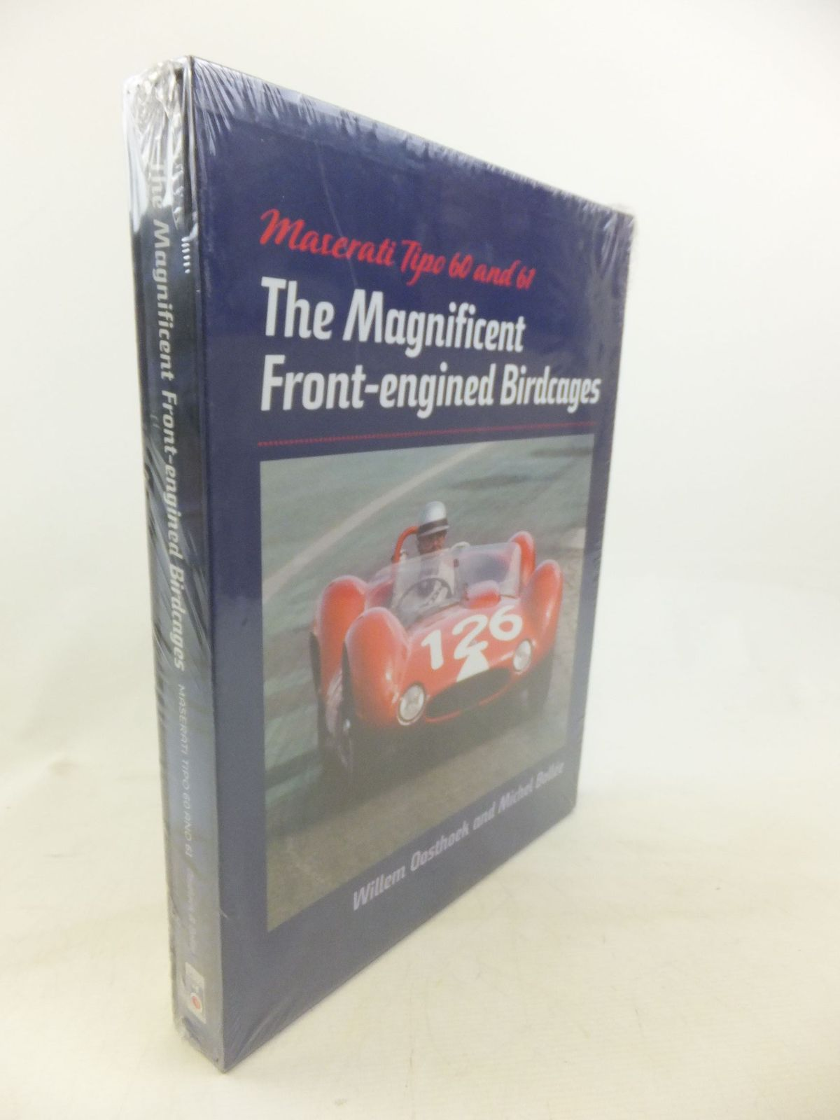 Photo of MASERATI TIPO 60 AND 61: THE MAGNIFICENT FRONT-ENGINED BIRDCAGES- Stock Number: 1712799